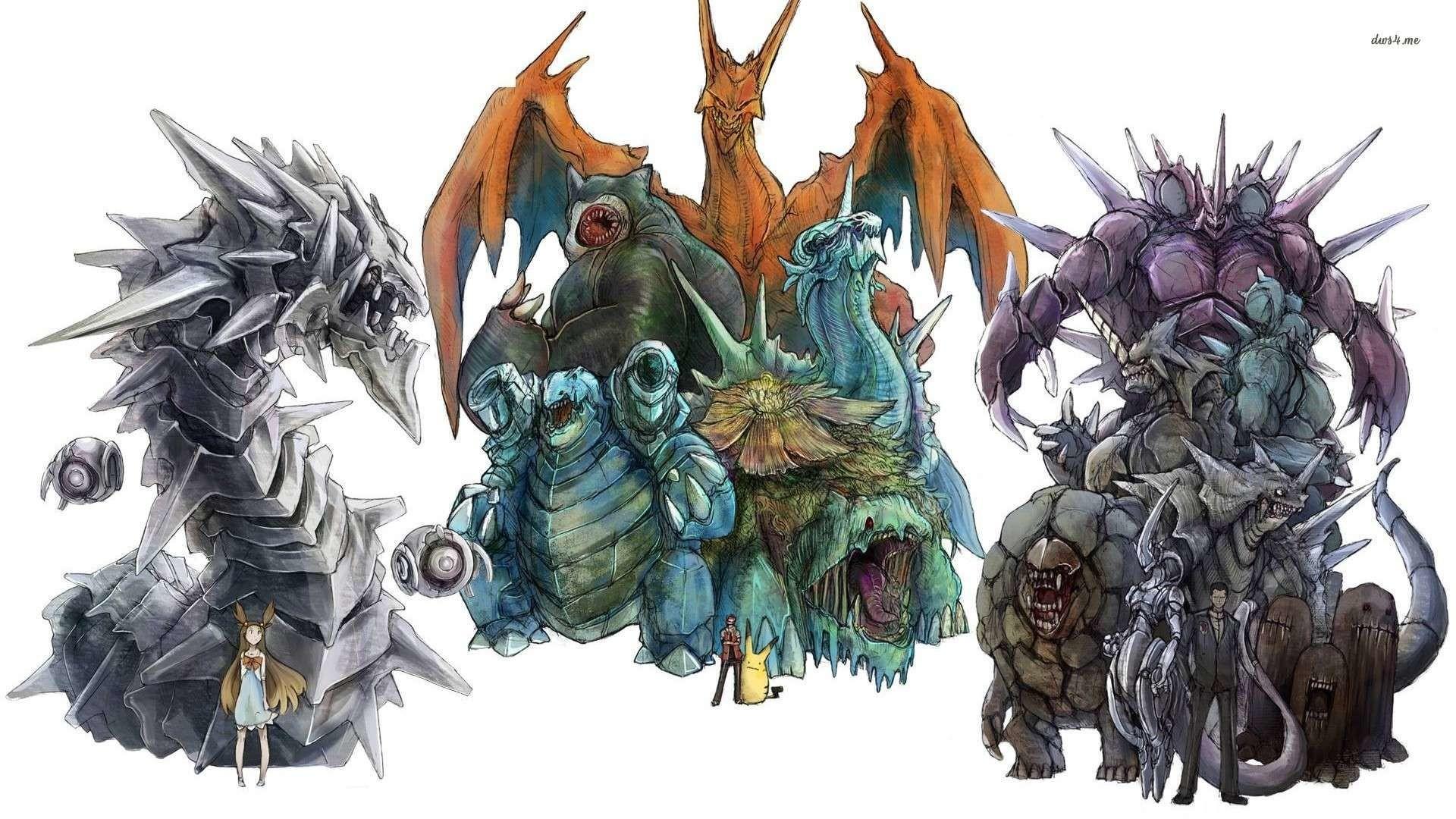 All Legendary Pokemon Wallpaper 54 Pictures