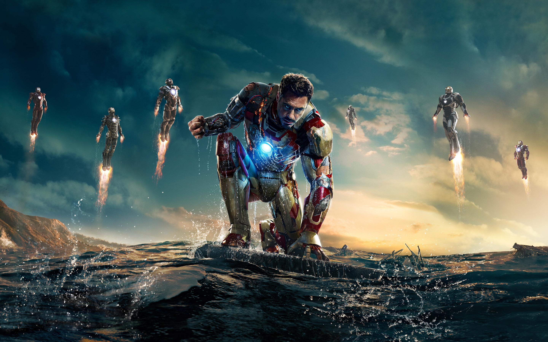 1920x1080 Iron Man Desktop Wallpaper 50464