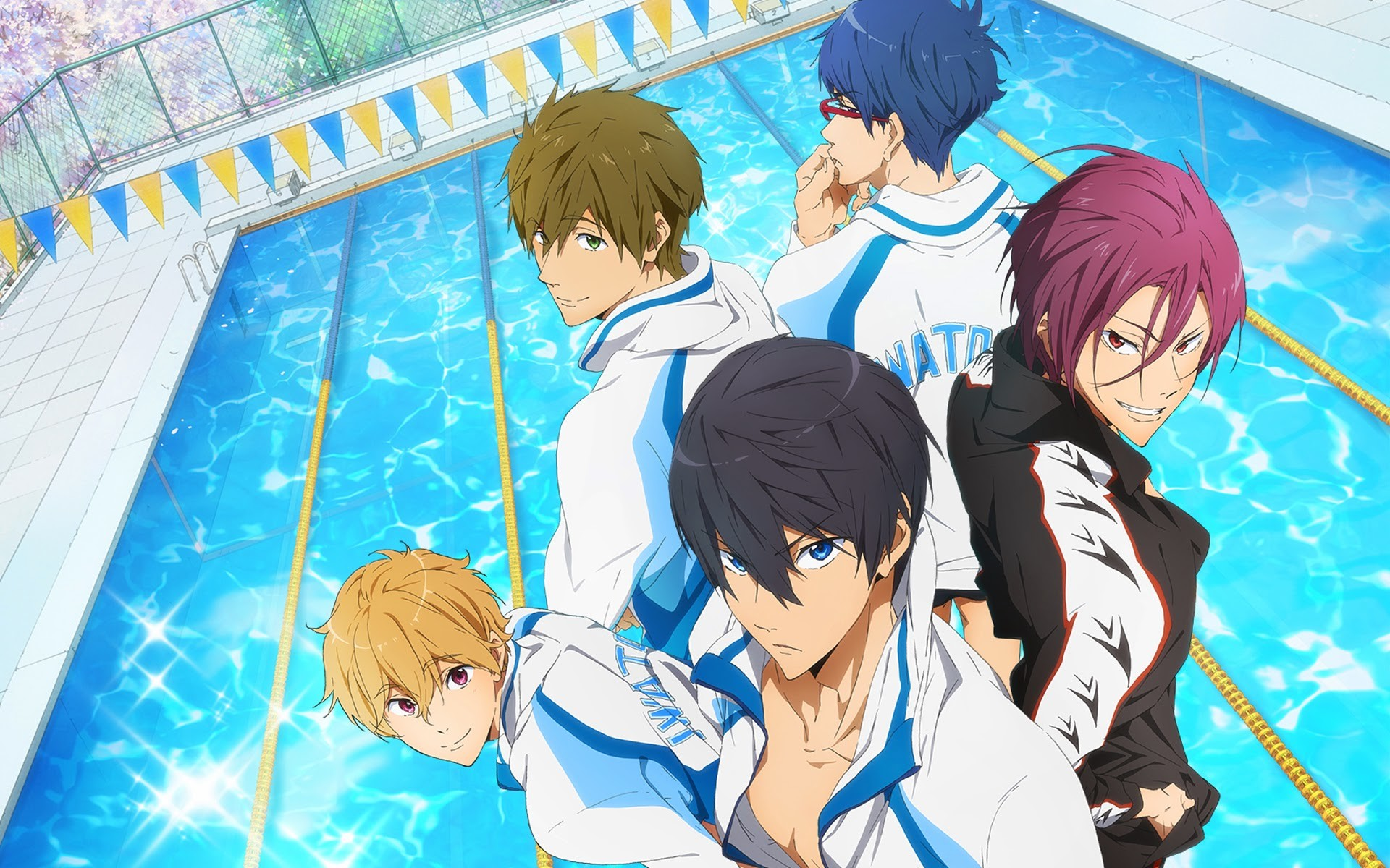 Iwatobi Swim Club Wallpapers 73 Pictures