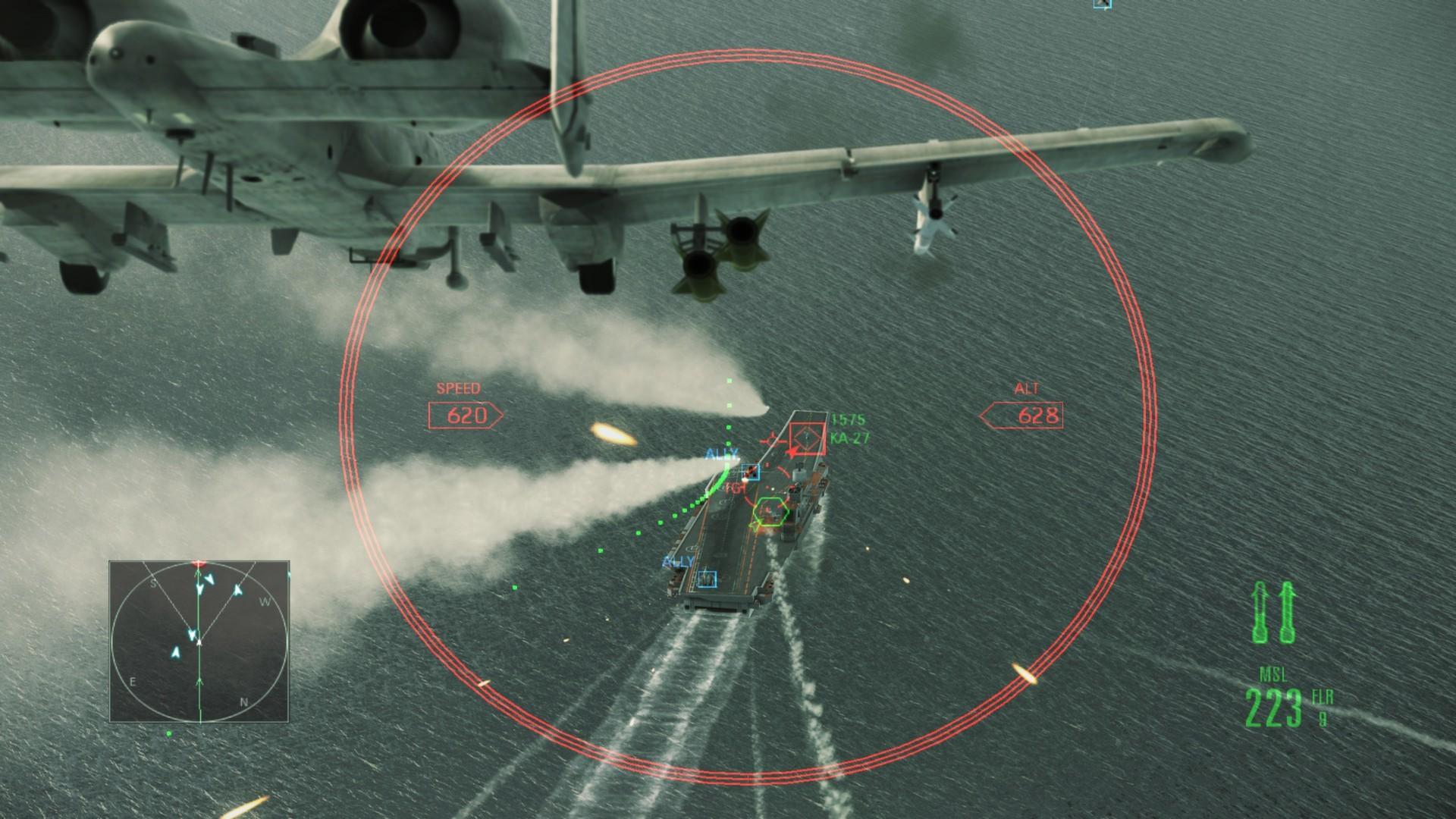 Ace Combat 6 Wallpaper HD (82+ pictures)