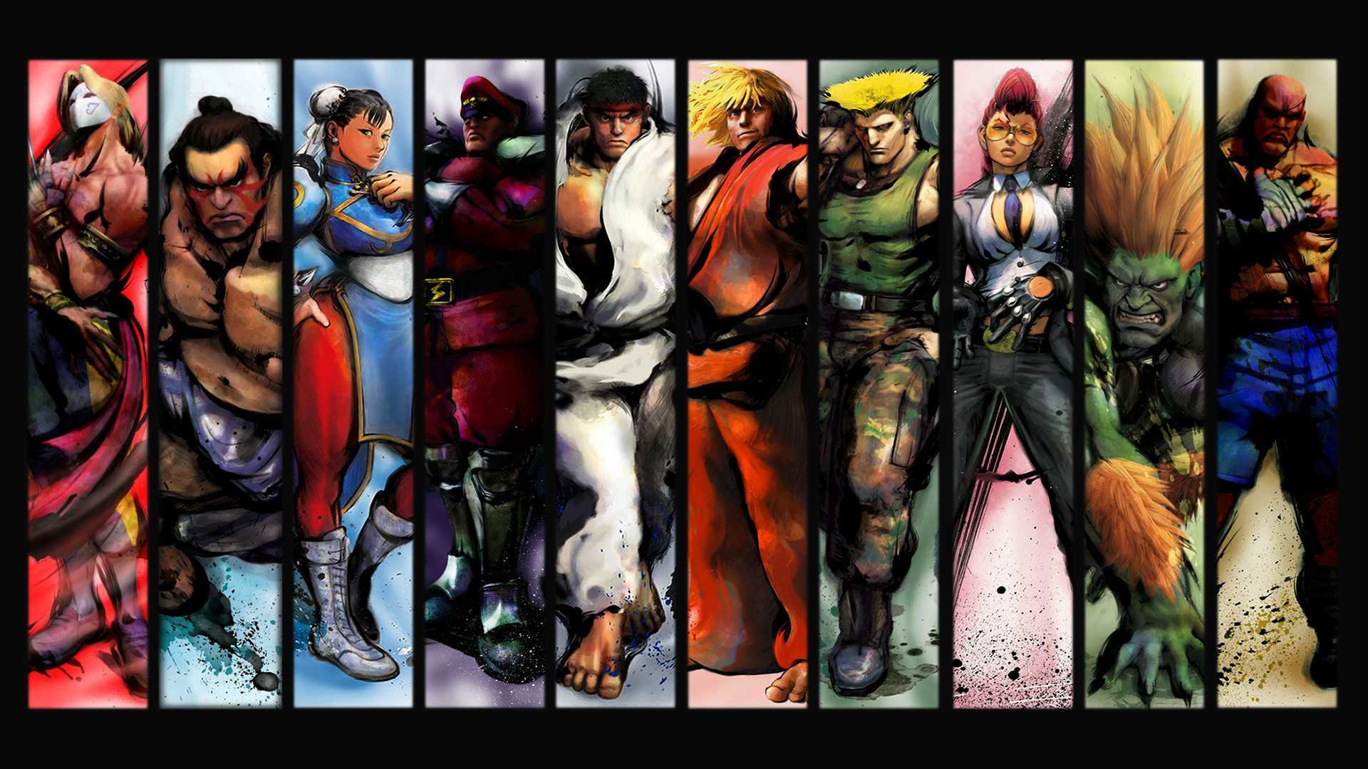 Street Fighter 4 Wallpapers 67 Pictures