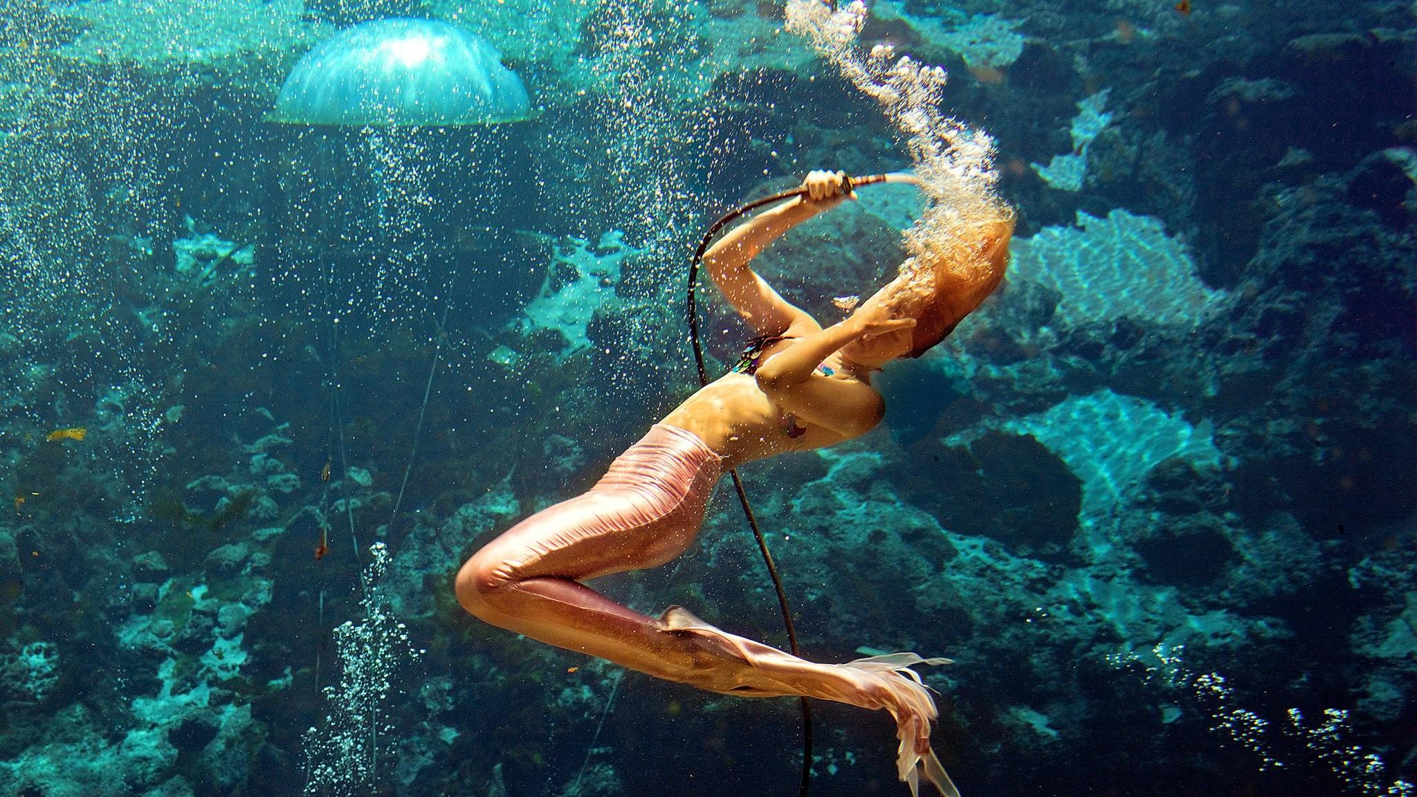 Pics mermaids of real