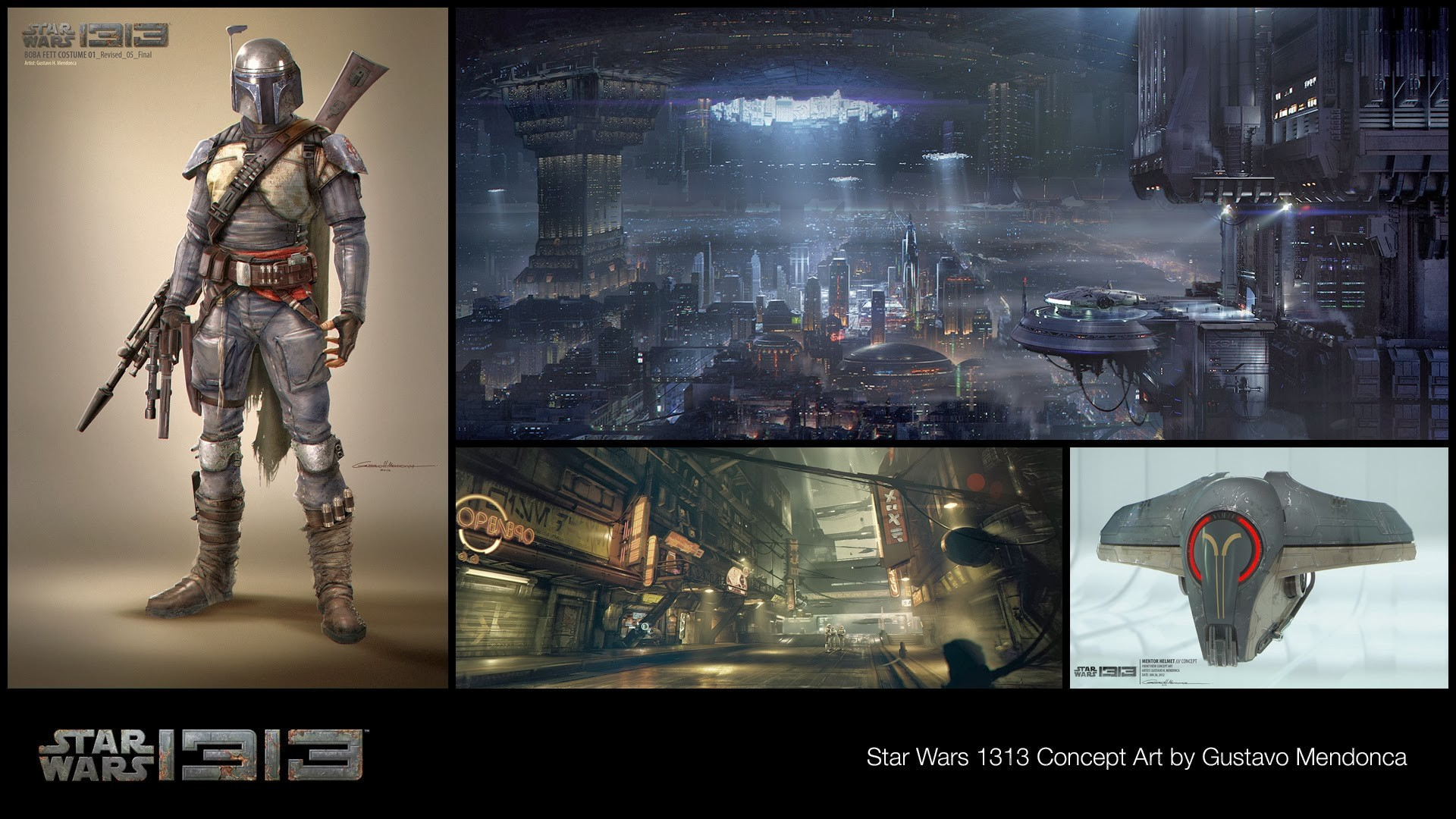 Star Wars 1313 Wallpaper 80 Pictures