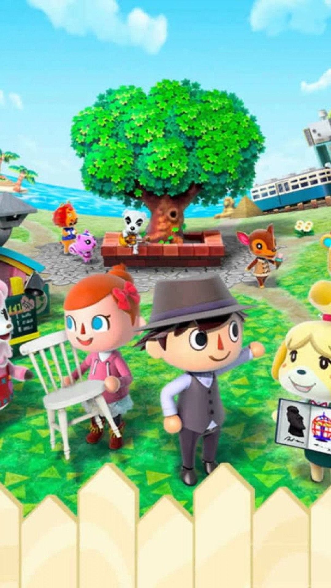 Animal Crossing Wallpapers (76+ pictures)