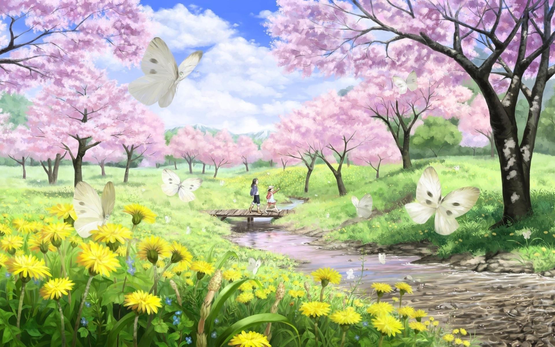Springtime Wallpapers For Desktop 73 Pictures