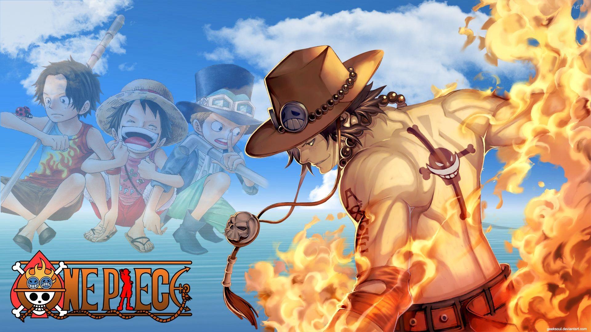 One Piece Desktop Wallpaper 79 Pictures