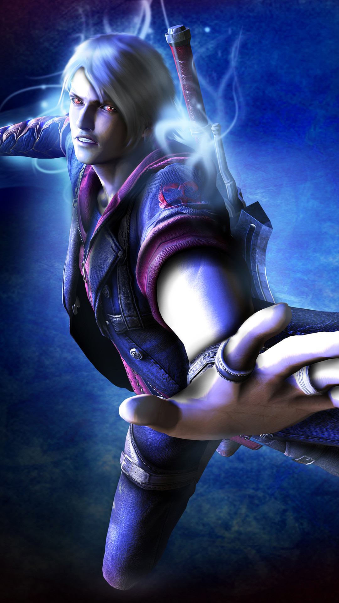 Devil May Cry 4 Wallpaper (73+ pictures)