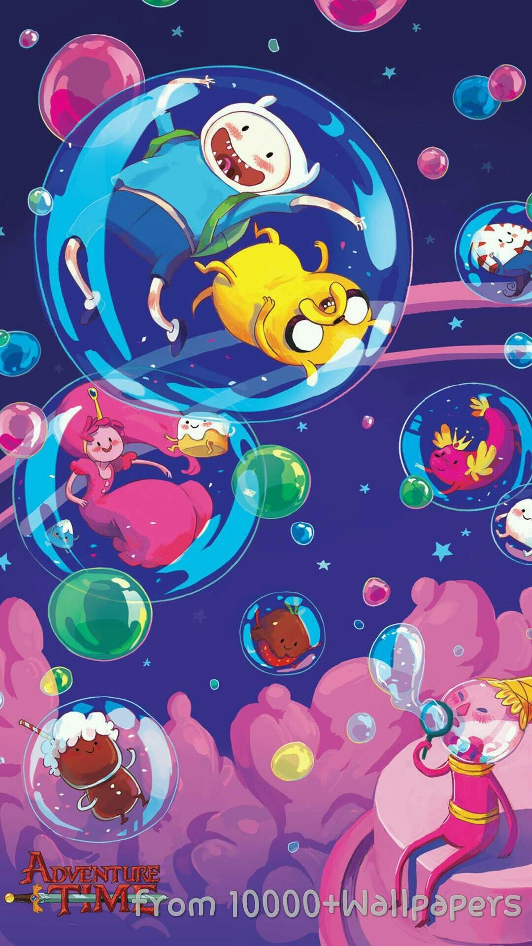 Anime Adventure Time Pictures adventure time iphone wallpaper (83+ pictures)