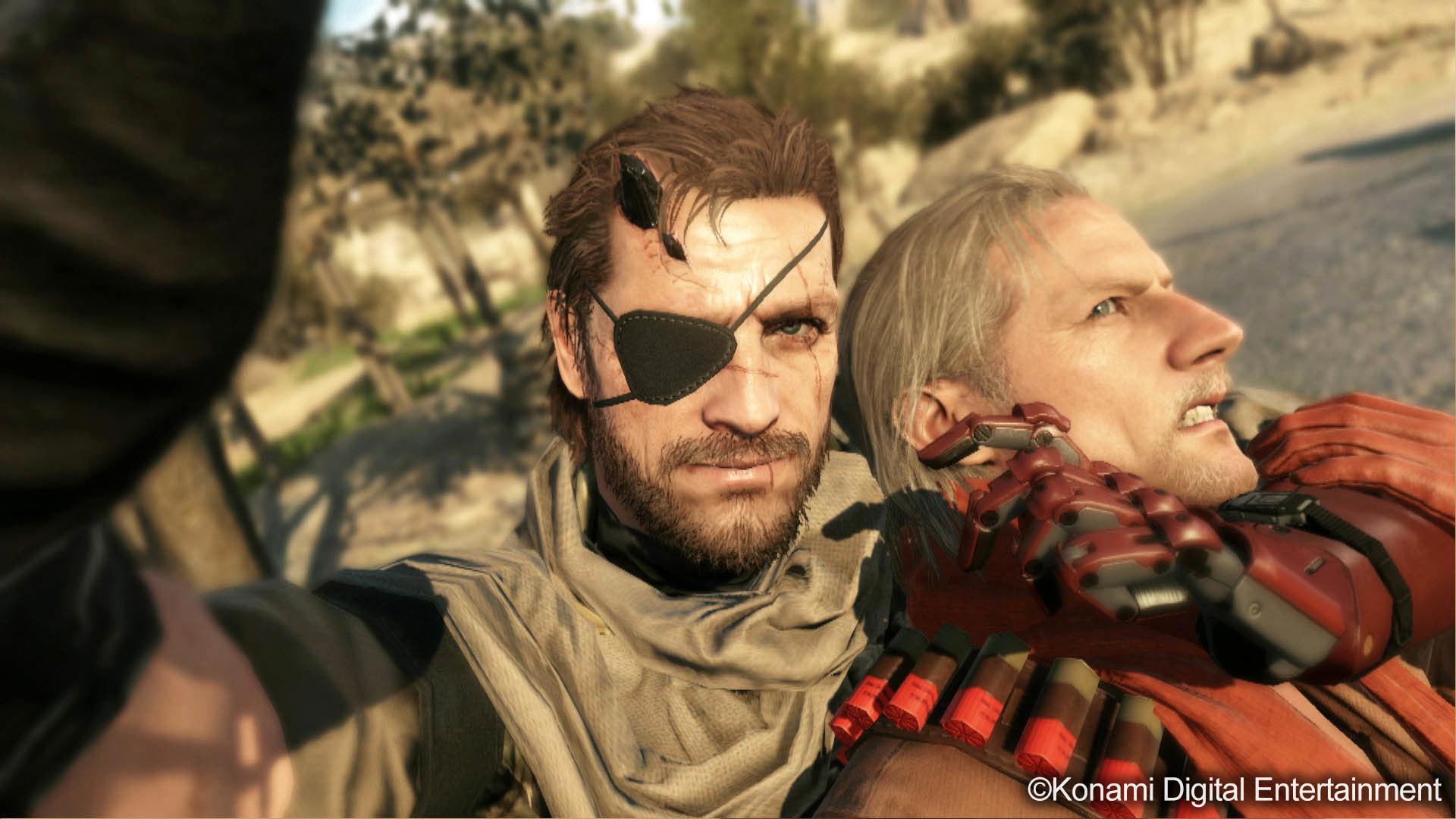 Metal Gear Solid V the Phantom Pain Wallpapers (86+ pictures)