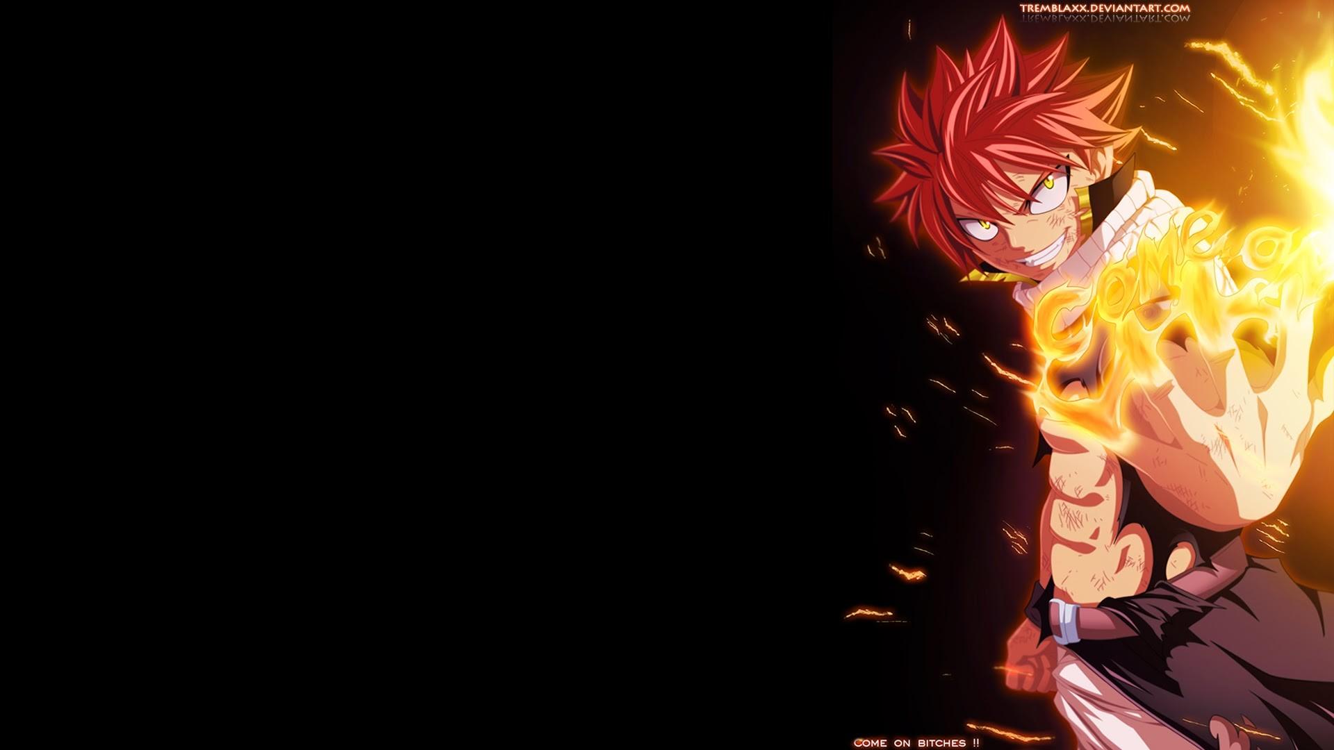 Fairy Tail Natsu Dragon