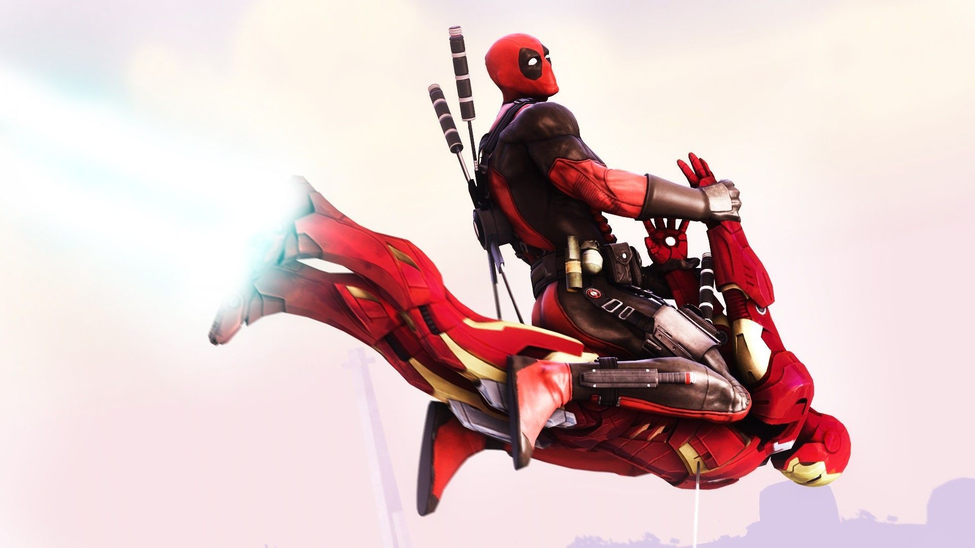 1920x1080 undefined Deadpool Wallpaper (42 Wallpapers) | Adorable Wallpapers