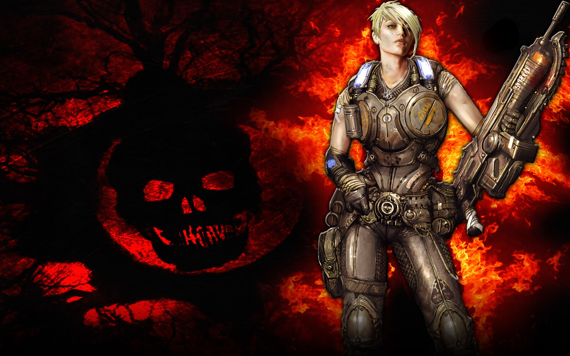 Gears Of War Wallpaper Hd 69 Pictures