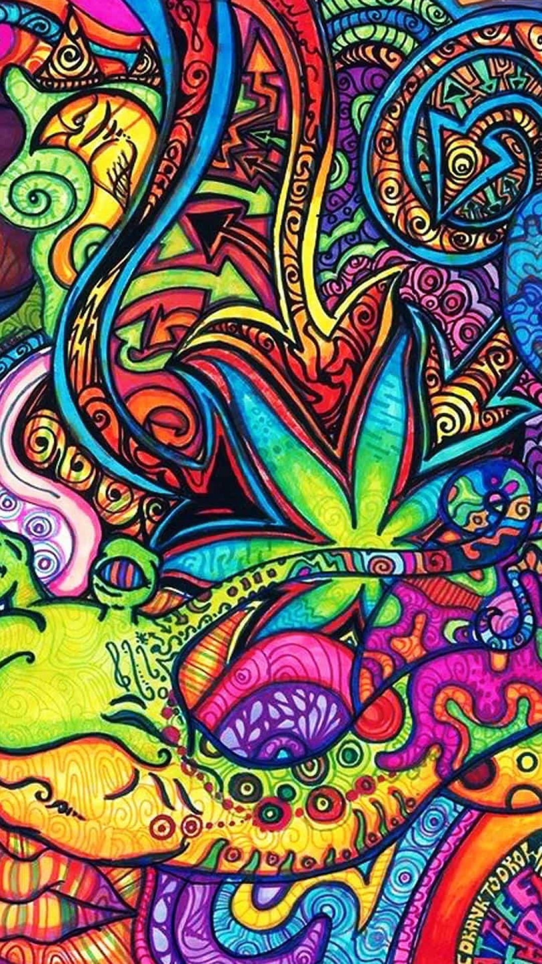 Trippy Hd Backgrounds 78 Pictures