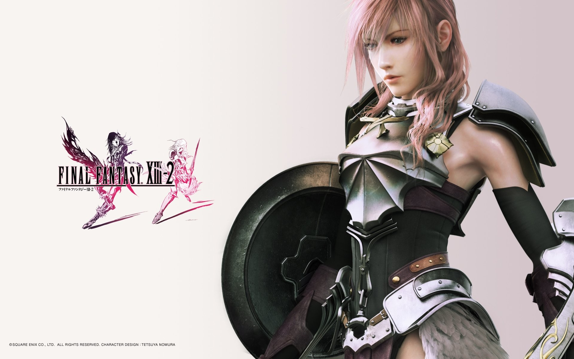 Final Fantasy Xiii 2 Wallpaper 85 Pictures