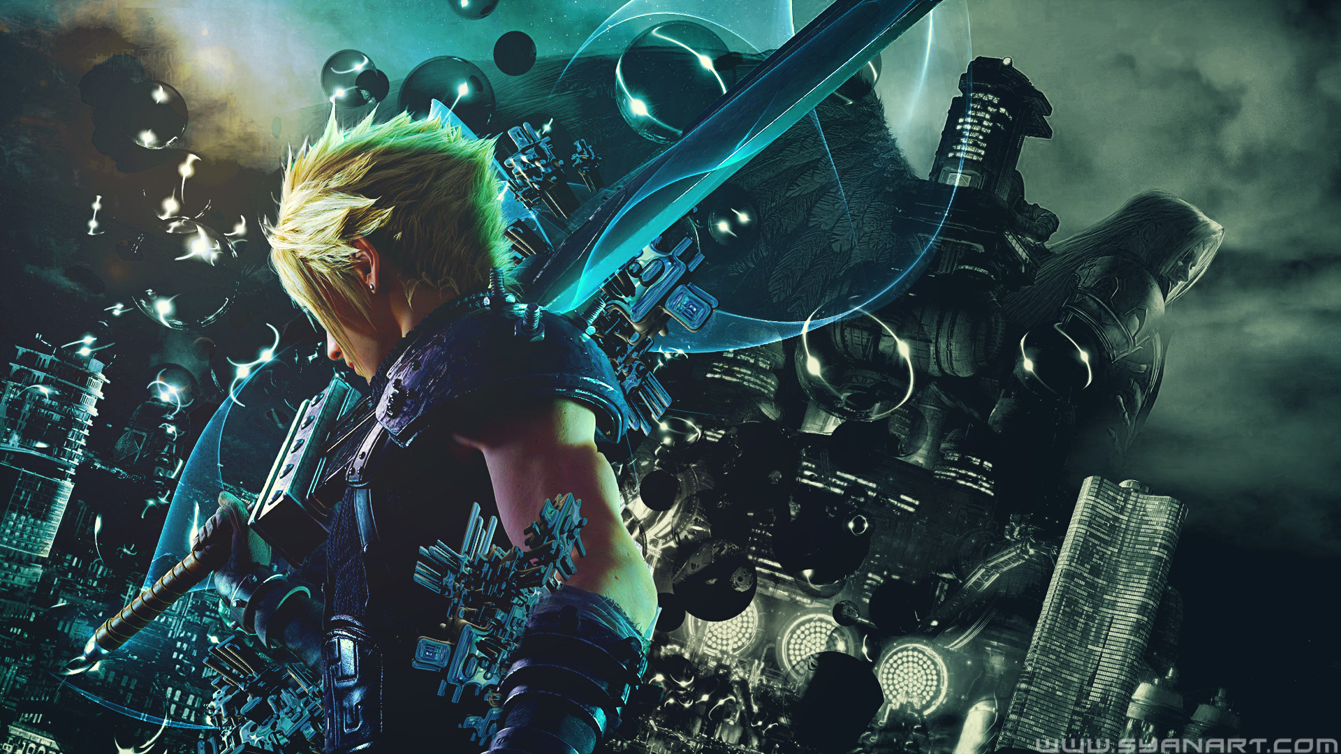 Final Fantasy 7 Wallpaper Hd 72 Pictures