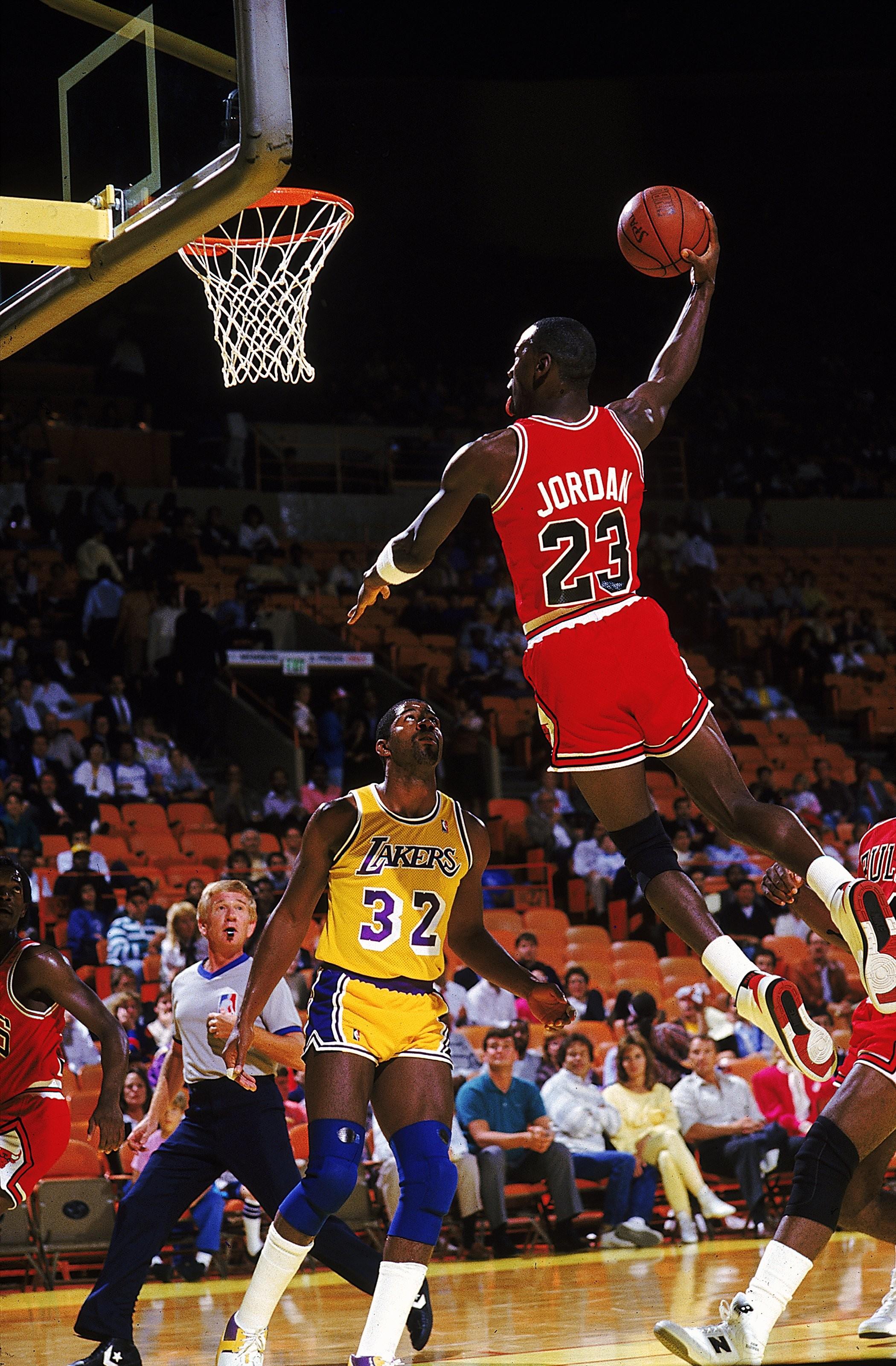 Michael Jordan Wallpaper Dunk (64+ pictures)