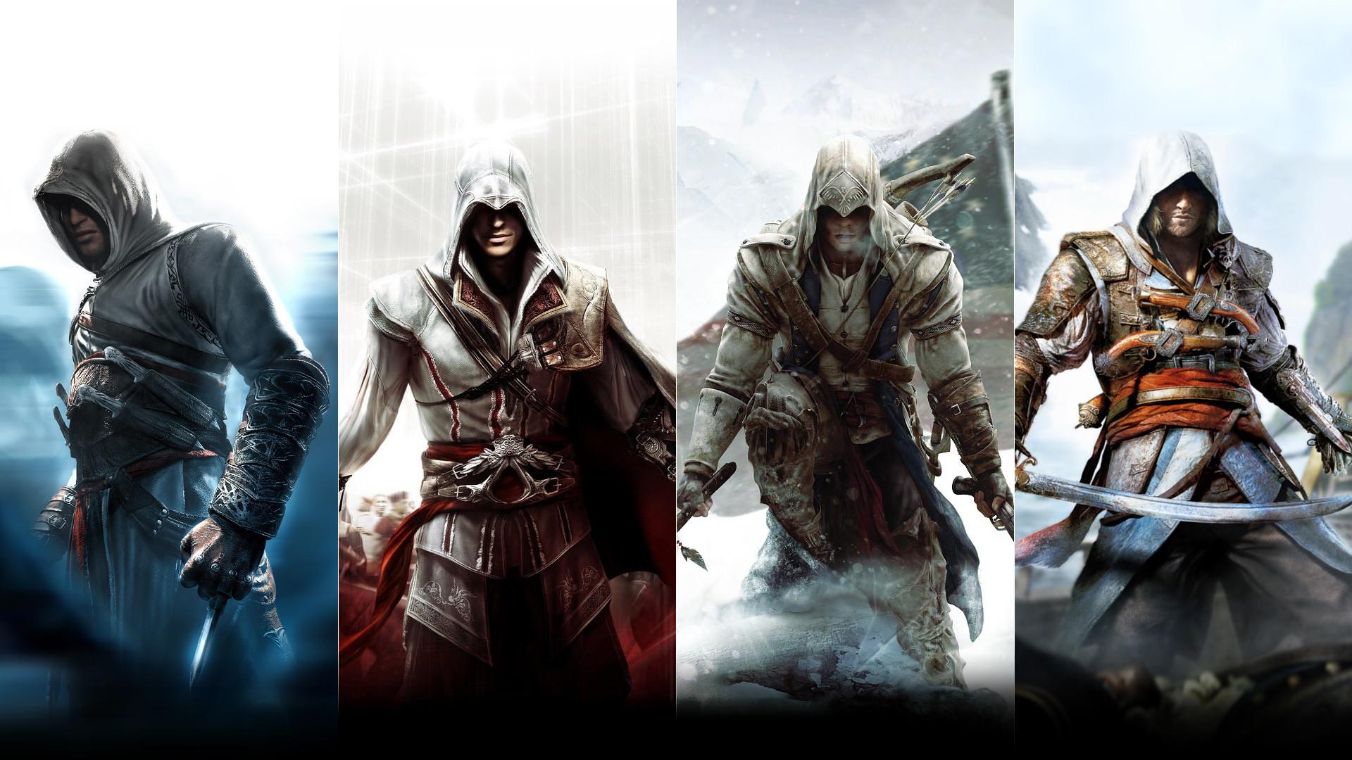Assassins Creed Desktop Background 76 Pictures