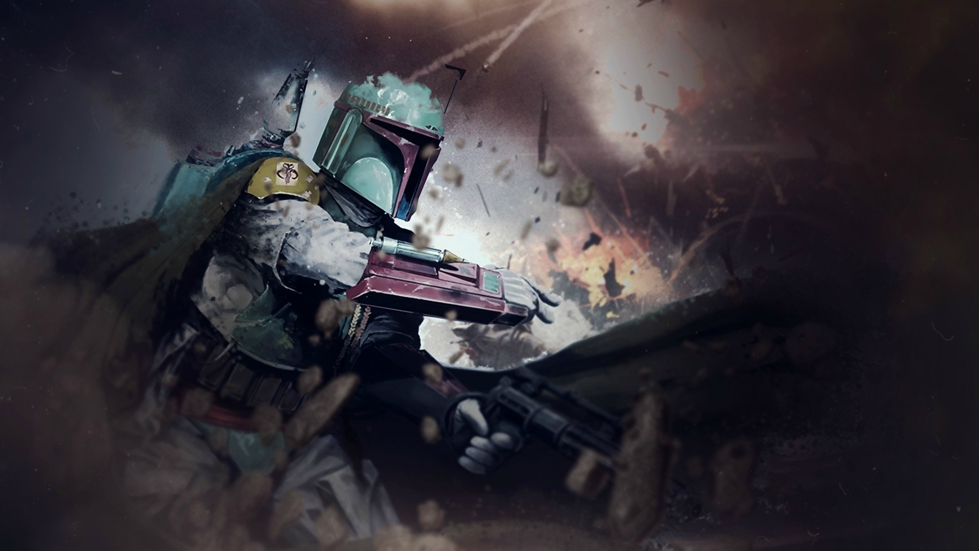 Boba Fett Wallpapers (74+ pictures)
