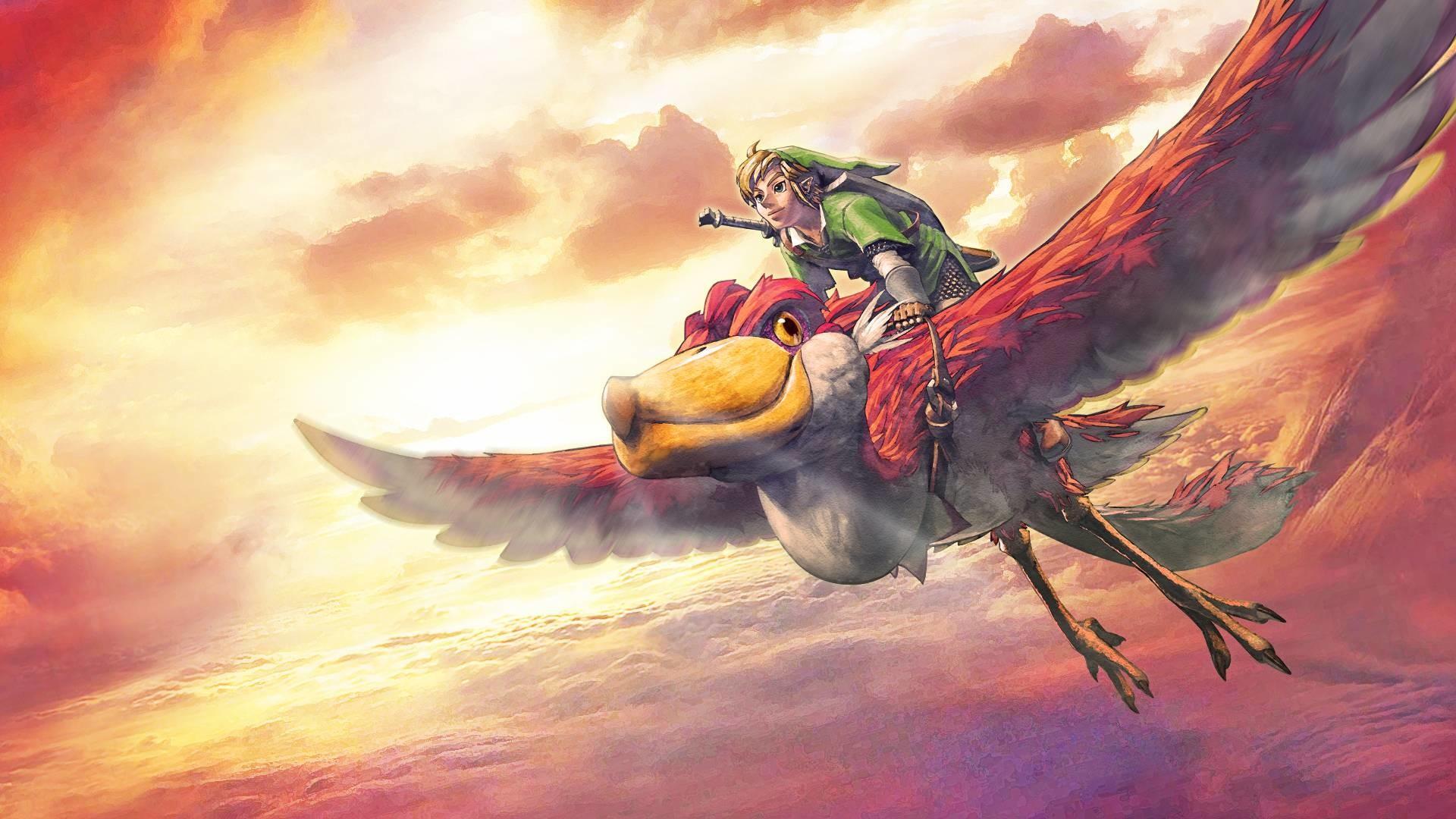 33 The Legend Of Zelda: Skyward Sword Wallpapers | The Legend Of .. 1920x1080