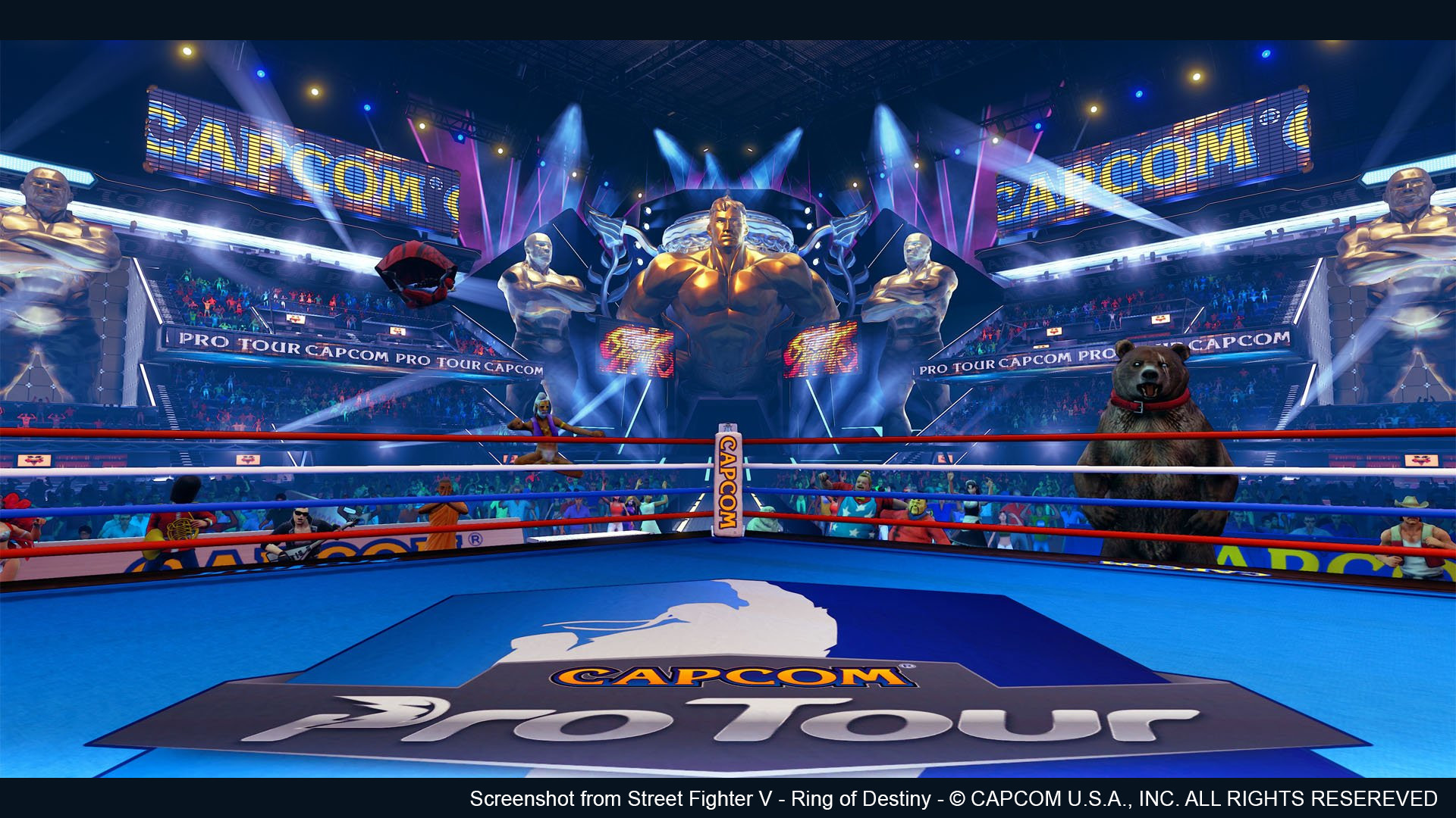 Street Fighter Background 77 Pictures