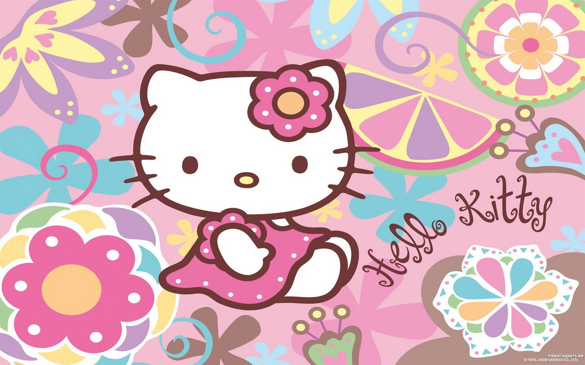 Hello Kitty Wallpaper For Desktop 62 Pictures