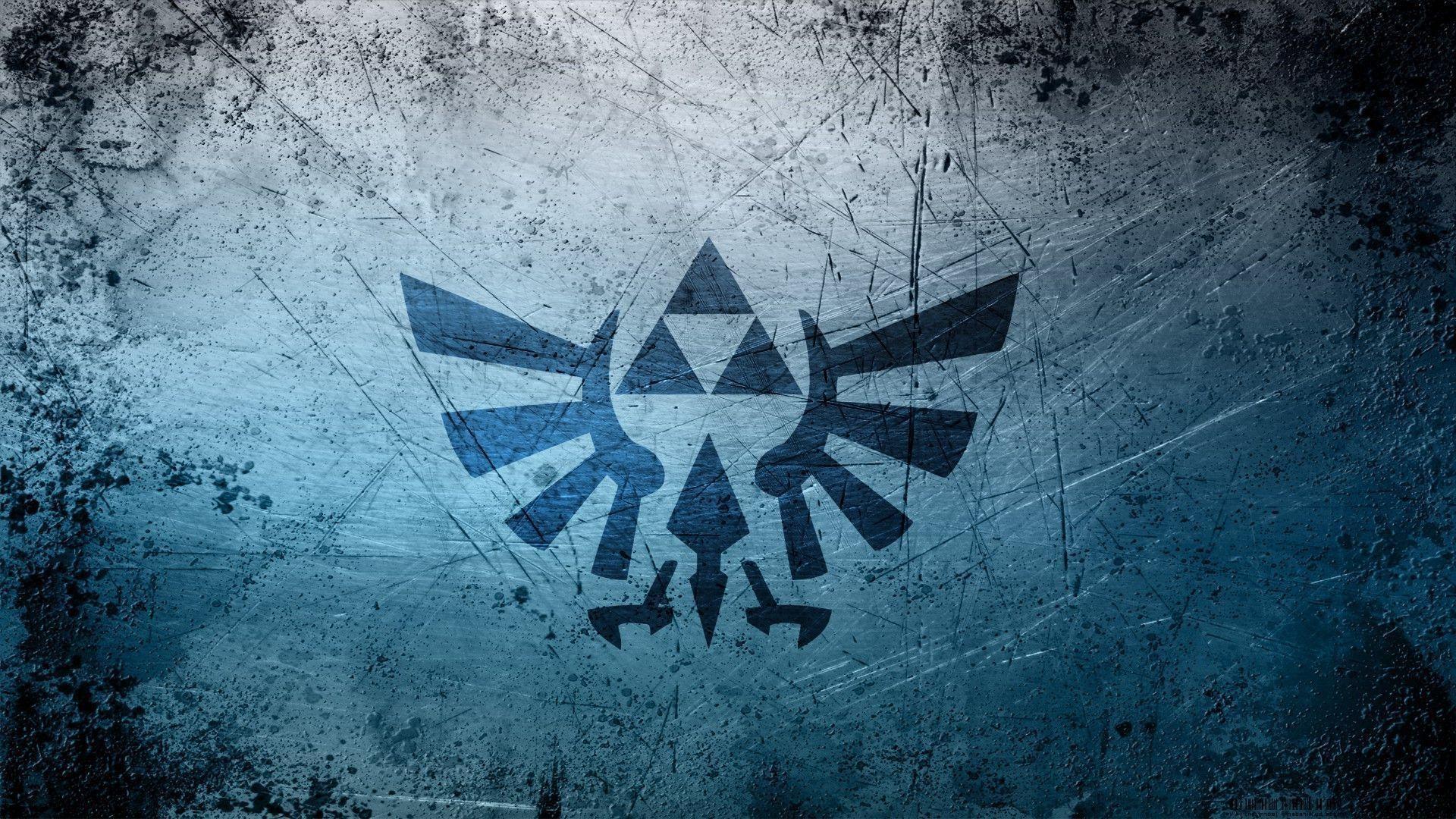 1920x1080 Triforce - The Legend of Zelda Wallpaper #