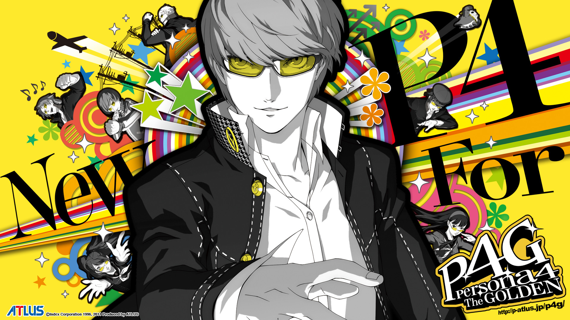 Persona 4 Wallpapers (77+ pictures)