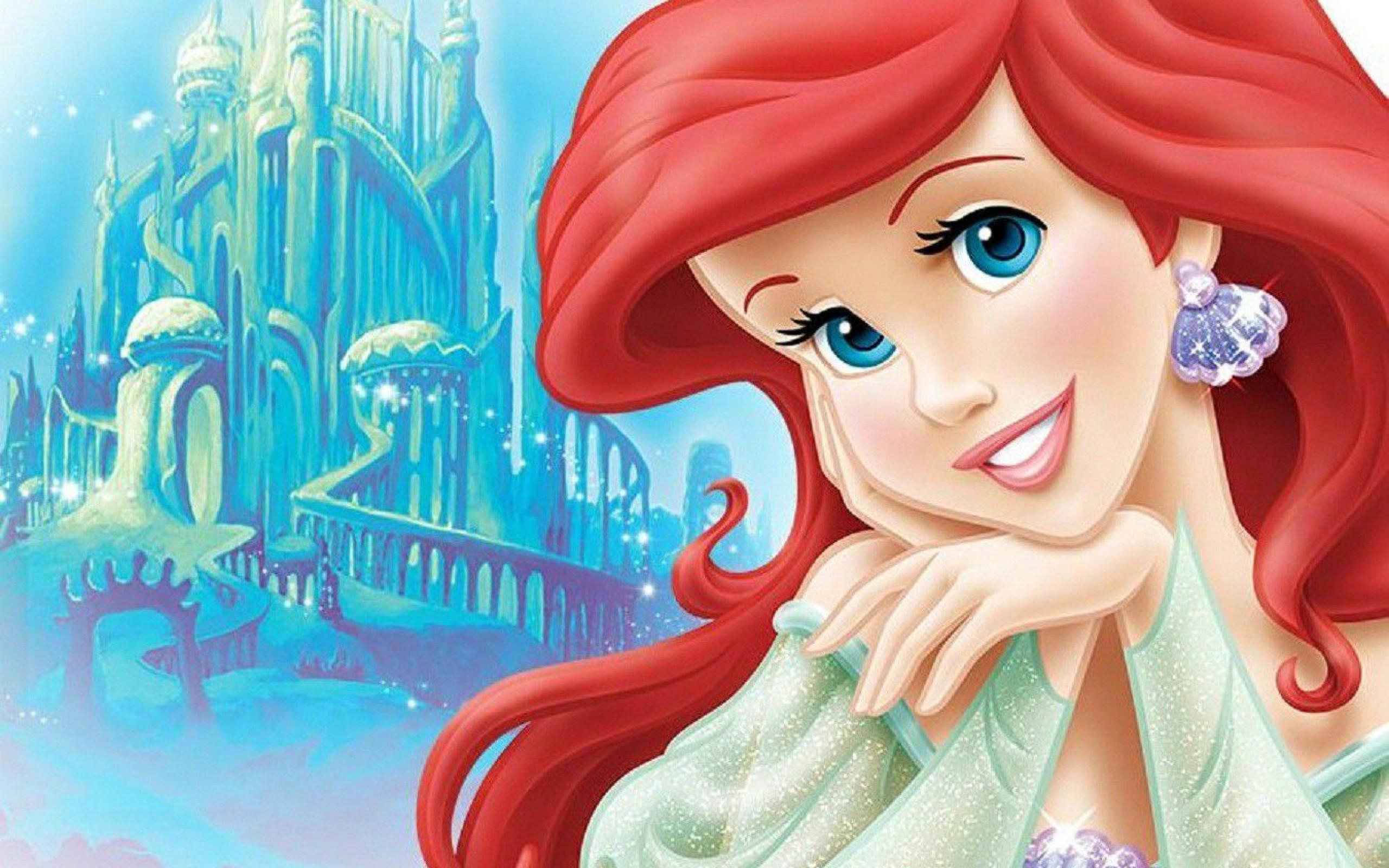 Princess Ariel Wallpaper 60 Pictures