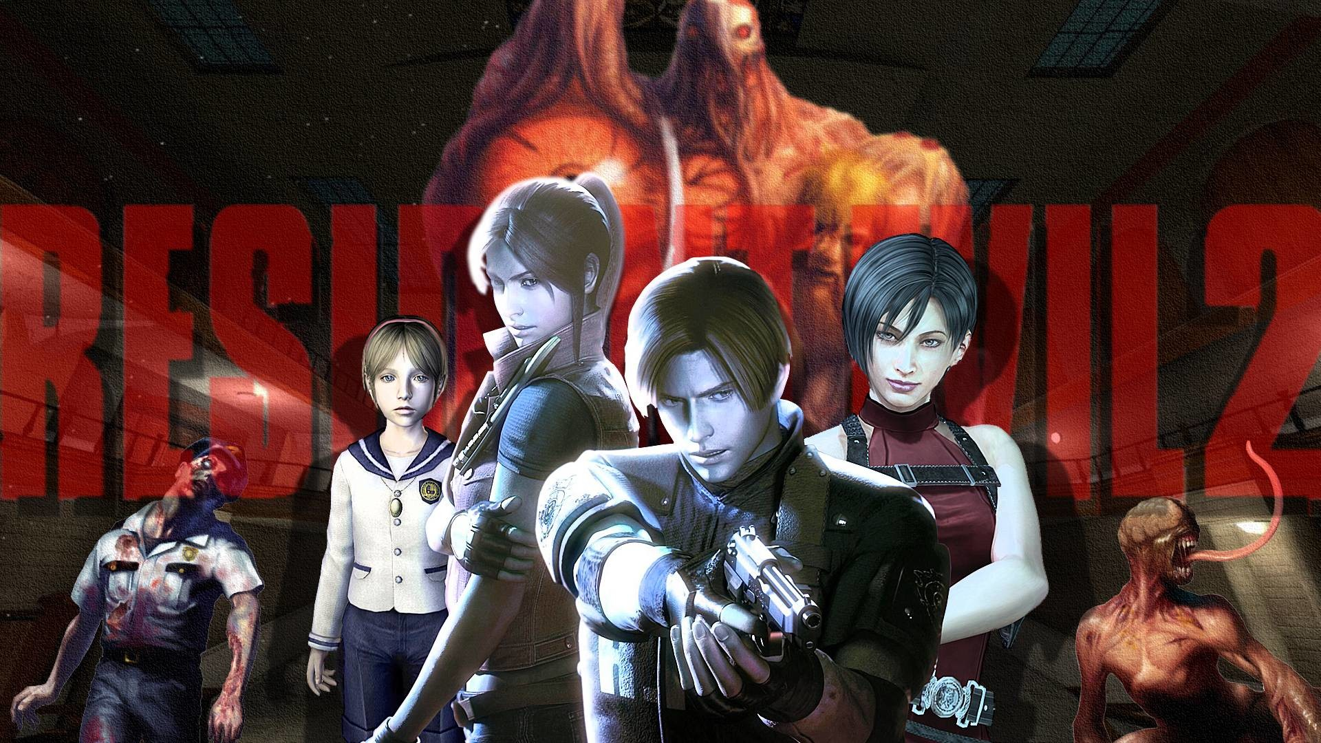 Resident Evil 2 Wallpaper 80 Pictures