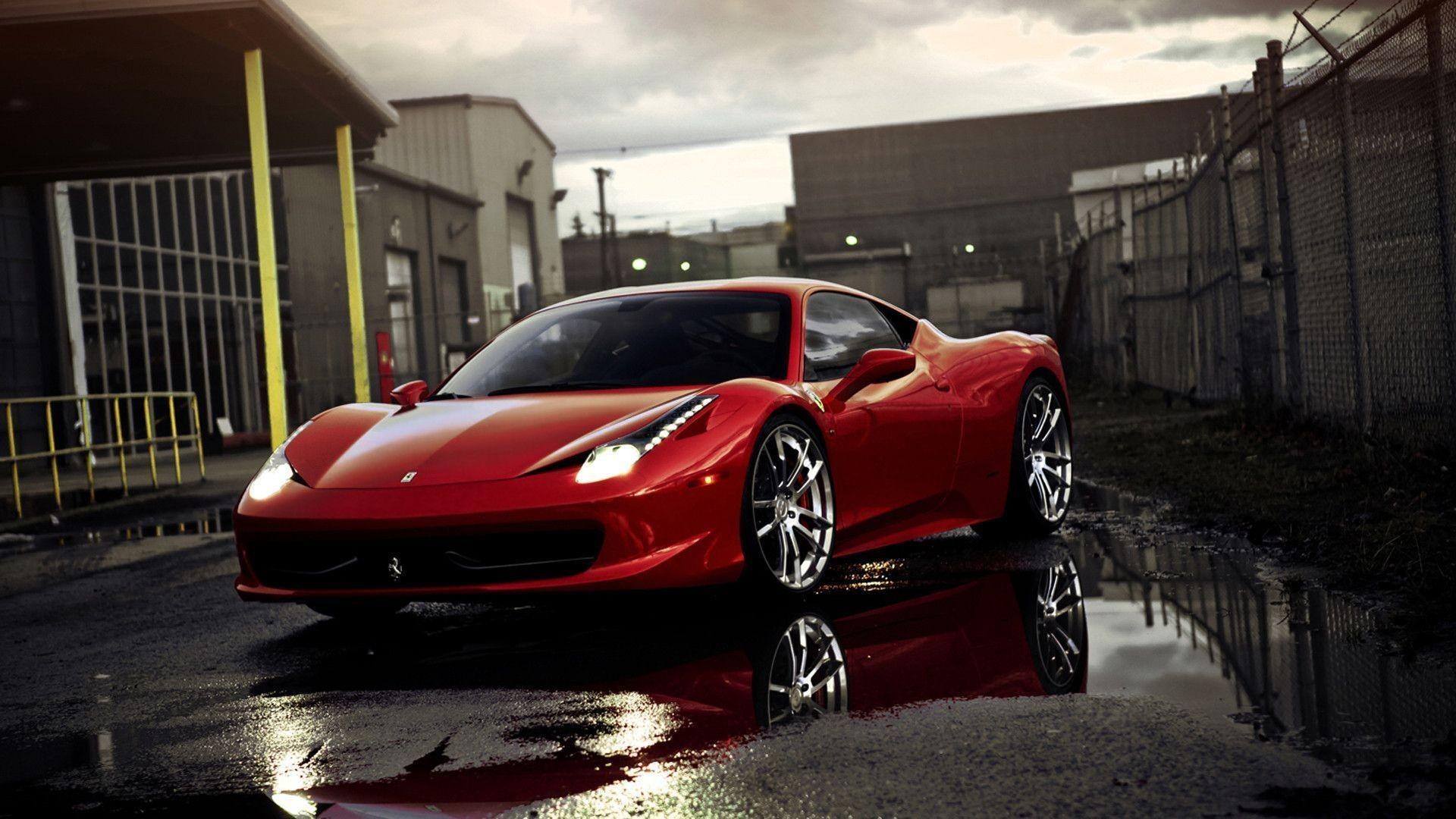 Ferrari 458 Italia Wallpaper HD (75+ pictures)