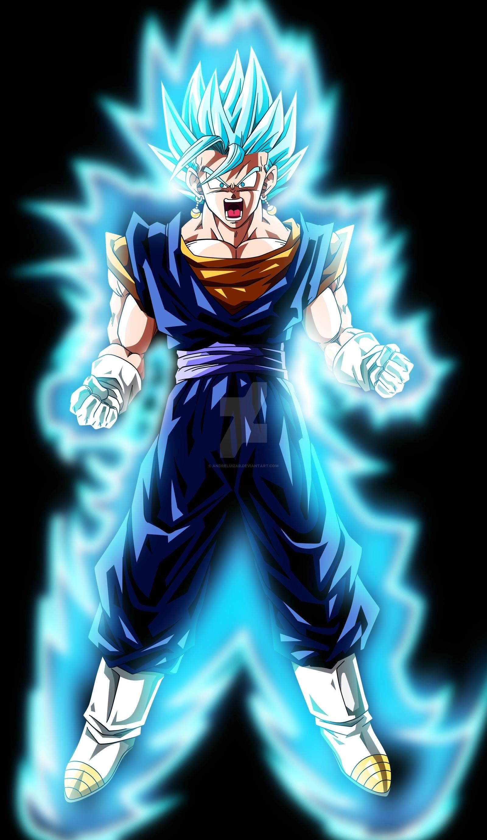 Limit Breaker Goku Wallpapers 69 Pictures