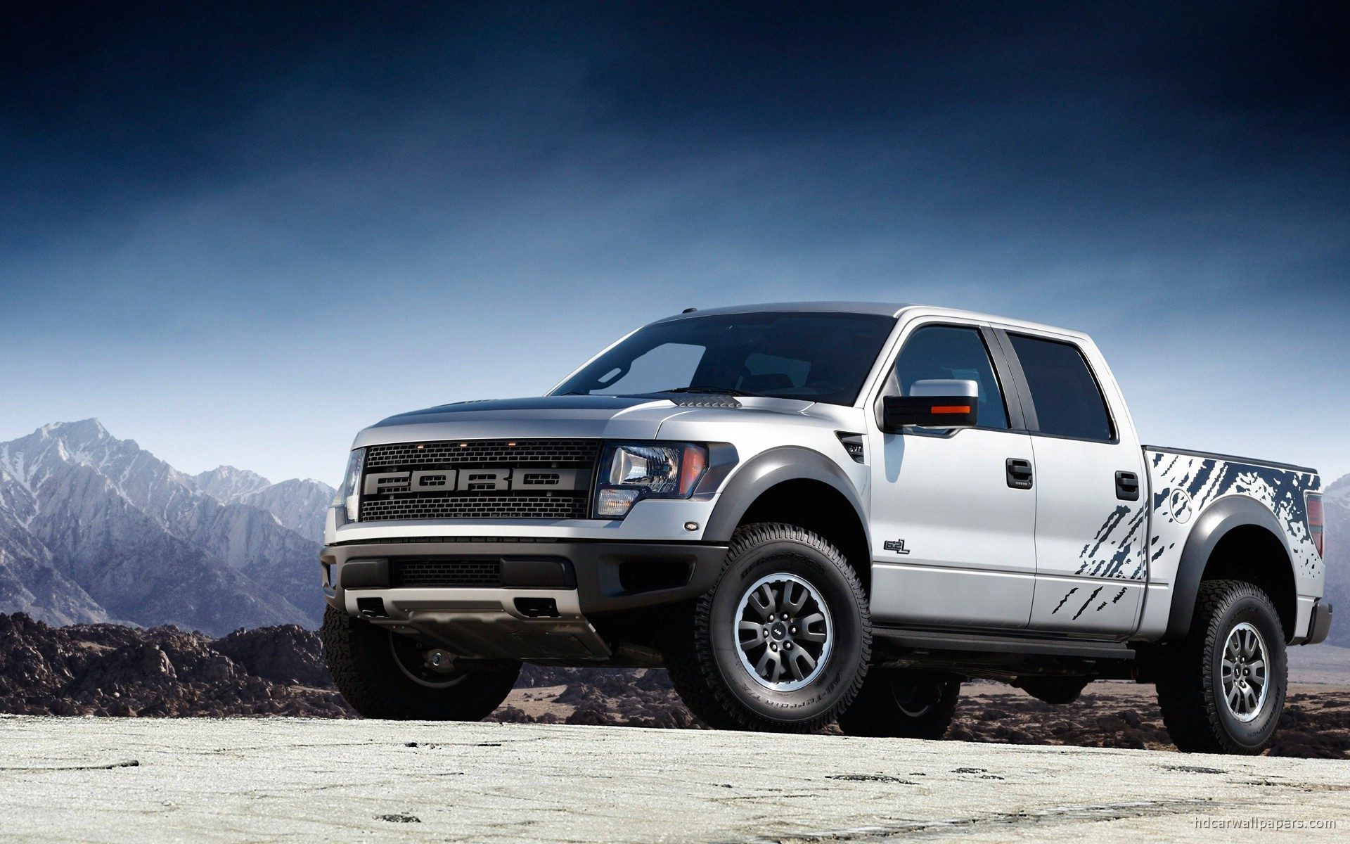 Ford F 150 Raptor Wallpapers 54 Pictures
