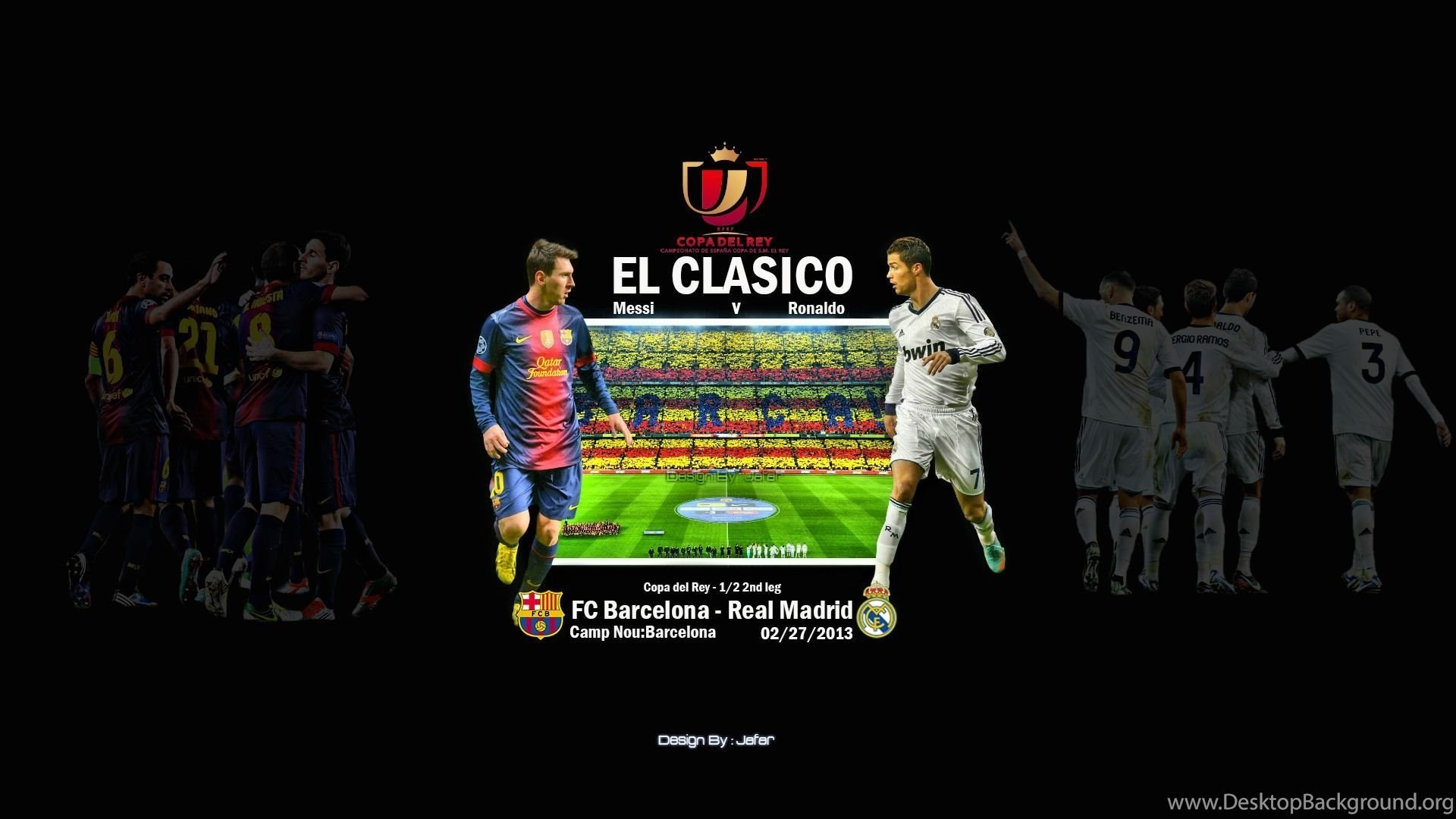 Real Madrid Vs Barcelona Wallpaper 80 Pictures