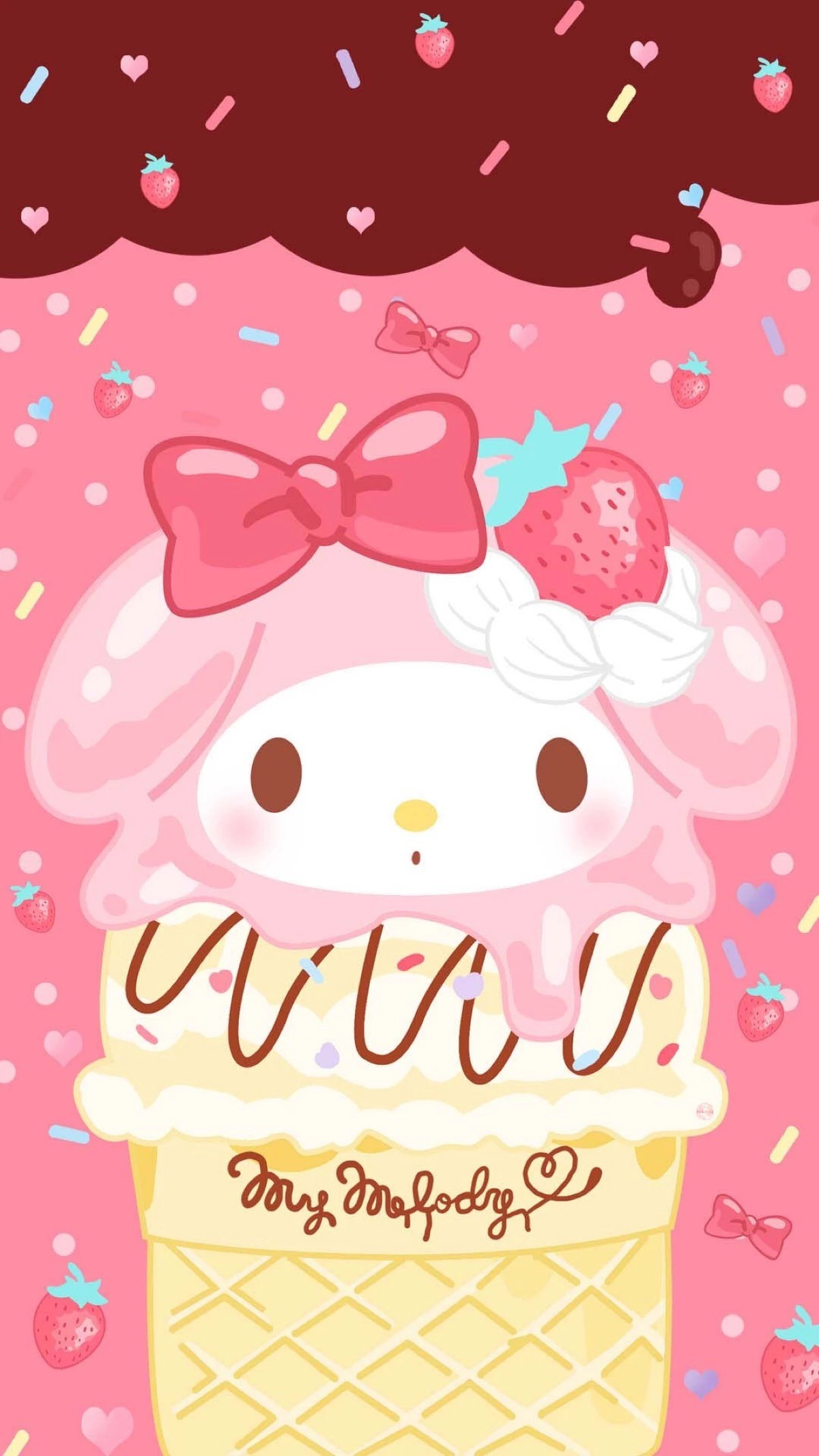 Hello Kitty Wallpapers 2018 (51+ pictures)