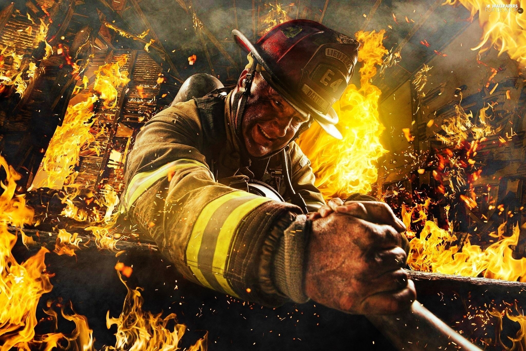 Firefighter Backgrounds 55+ pictures