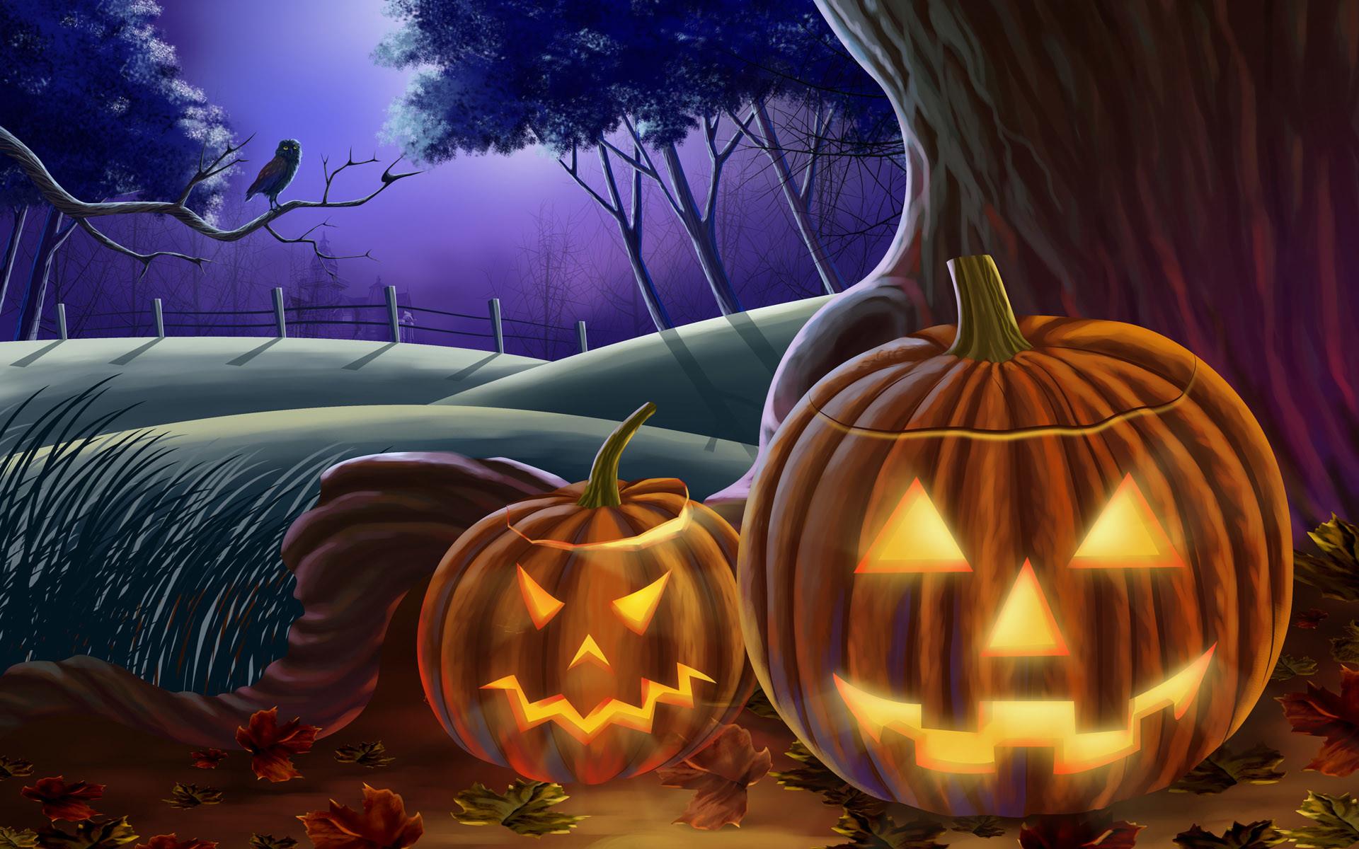 Halloween Wallpaper For Desktop 68 Pictures