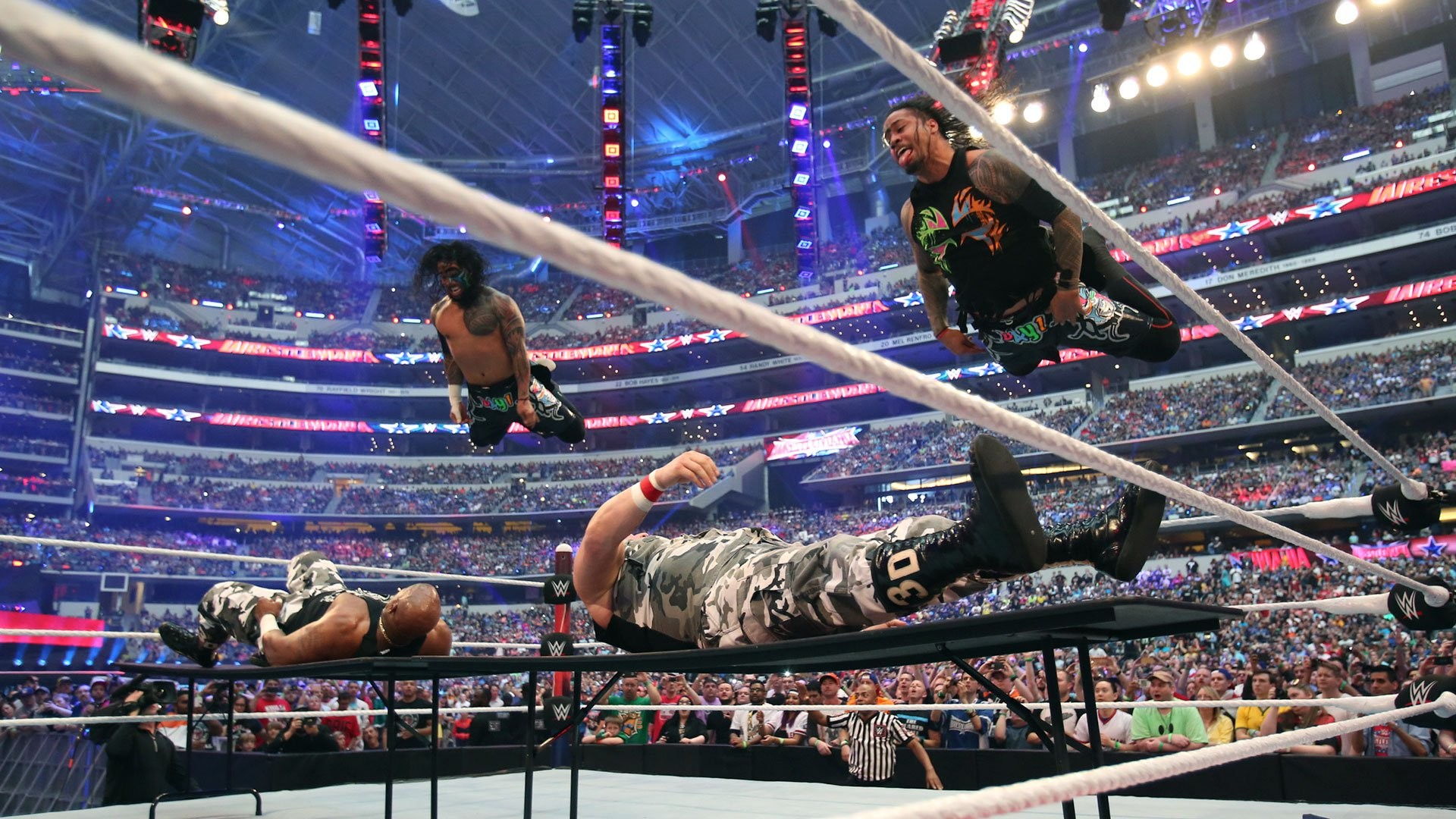 Wrestlemania 32 Wallpapers (77+ pictures)