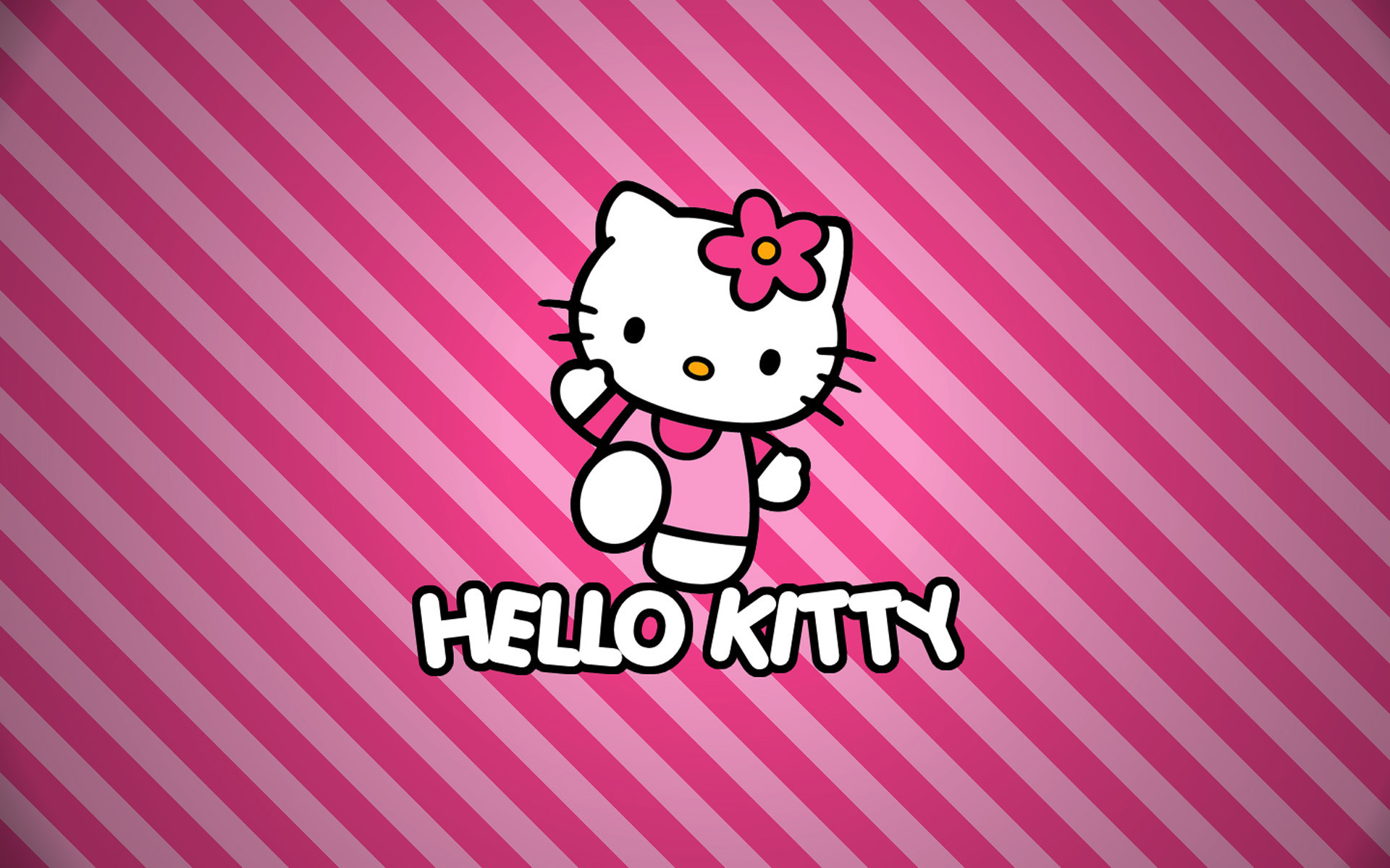 Hello Kitty Desktop Wallpapers 58 Pictures