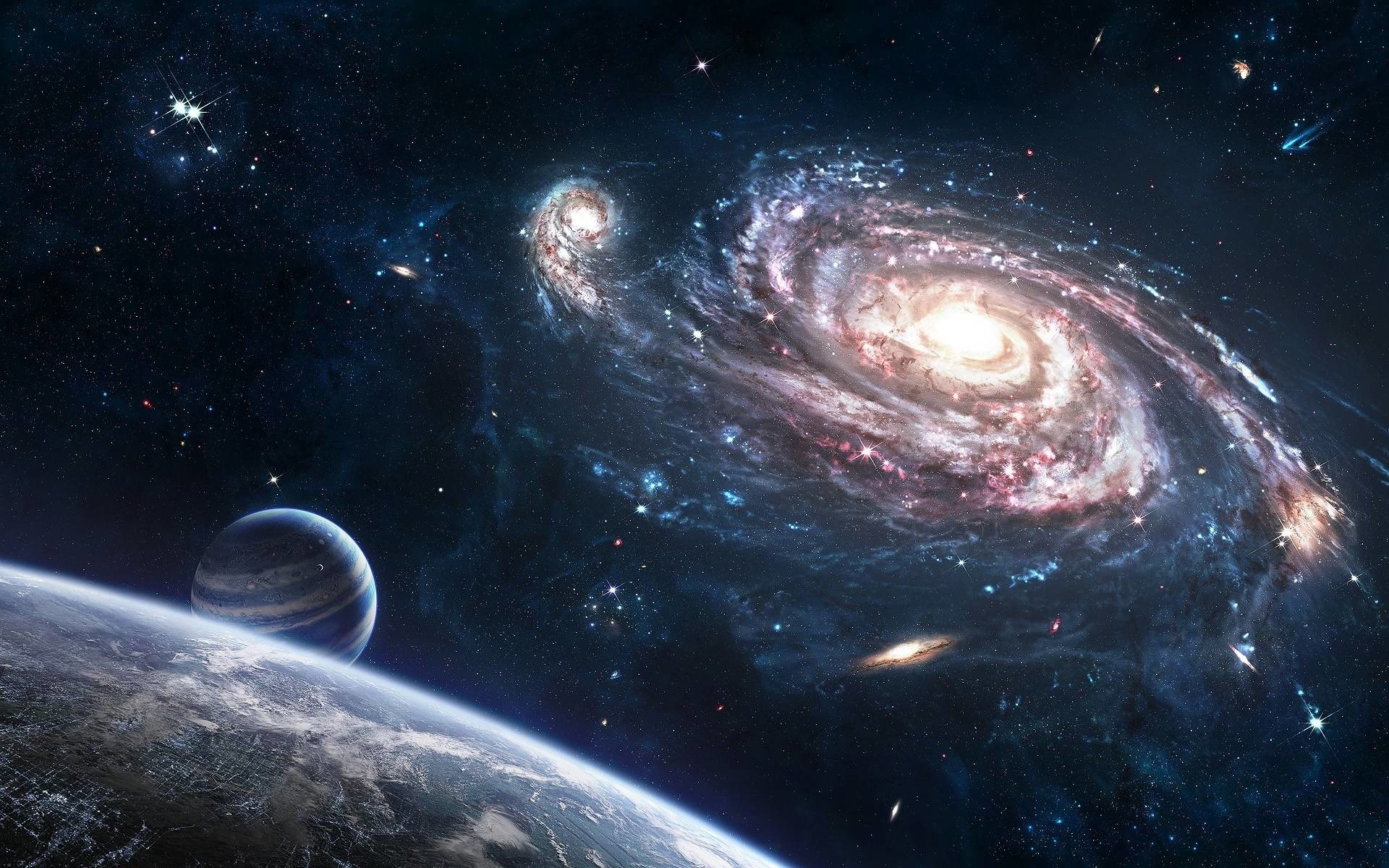 Outer Space Wallpaper 72 Pictures