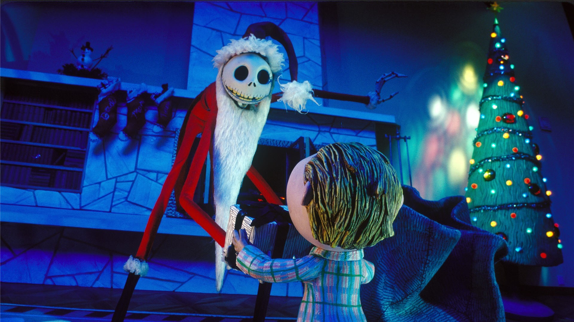 The Nightmare Before Christmas Backgrounds 61 Pictures