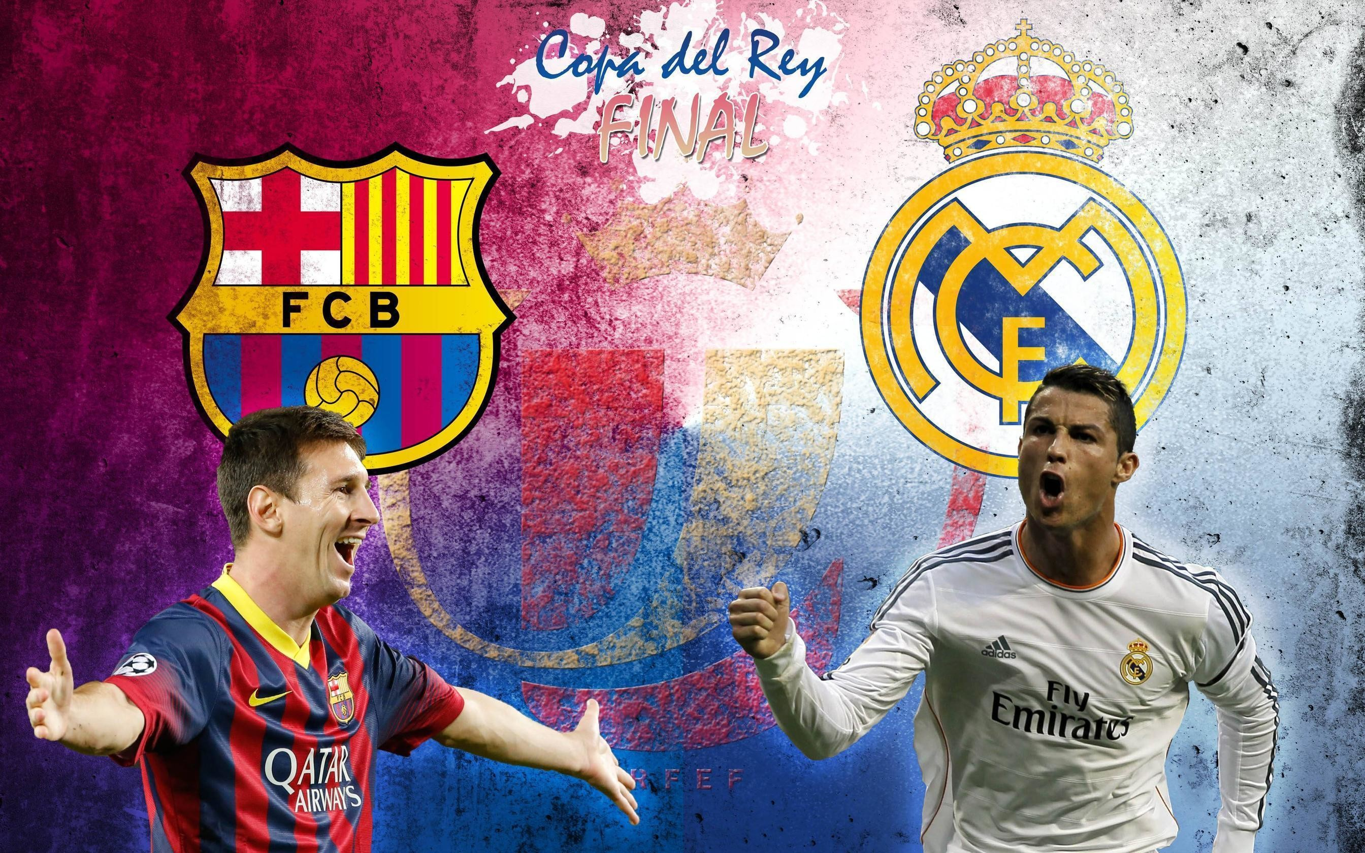 Messi Vs Ronaldo 2018 Wallpapers 92 Pictures