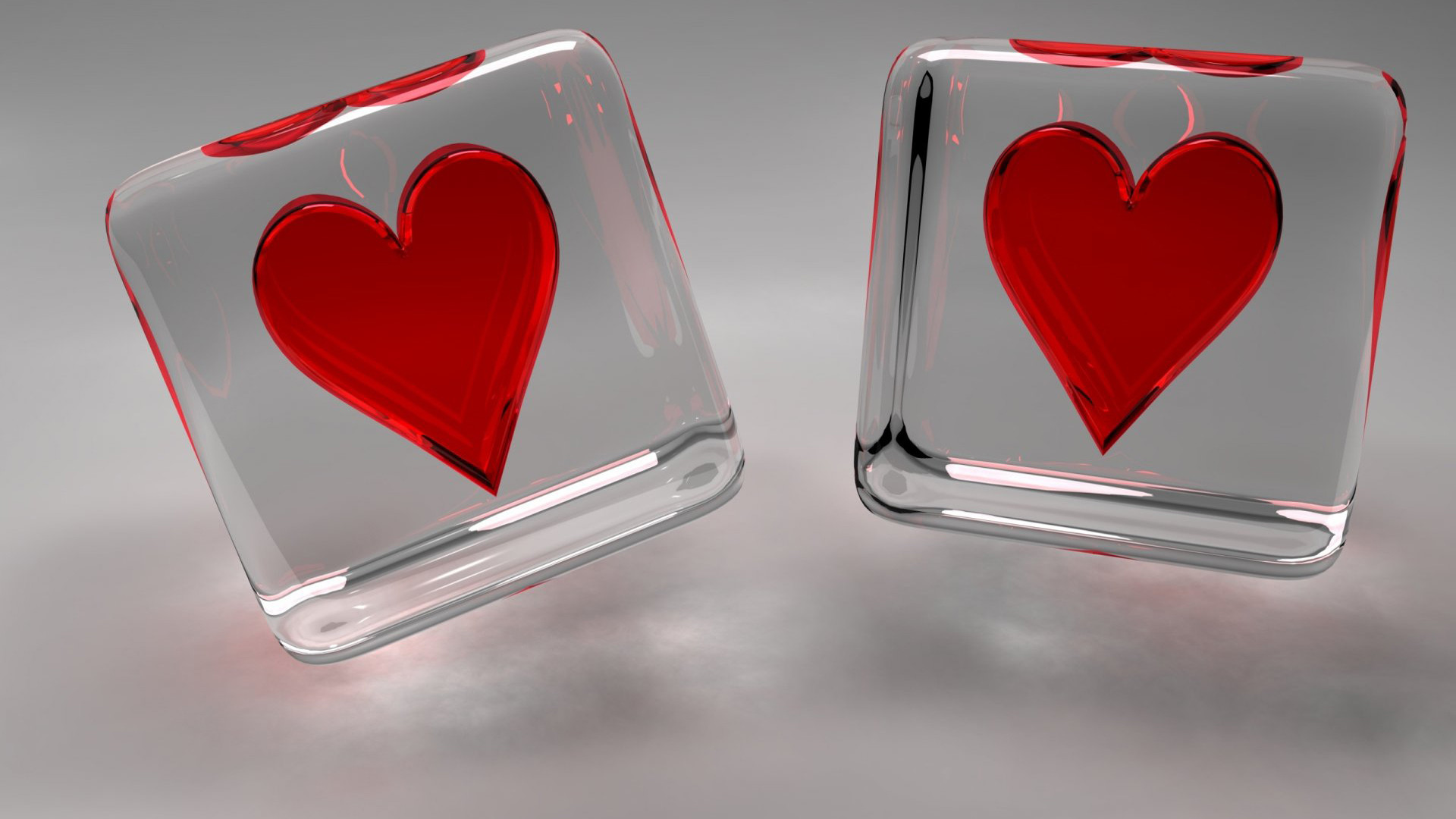 3d love wallpapers (60+ pictures)