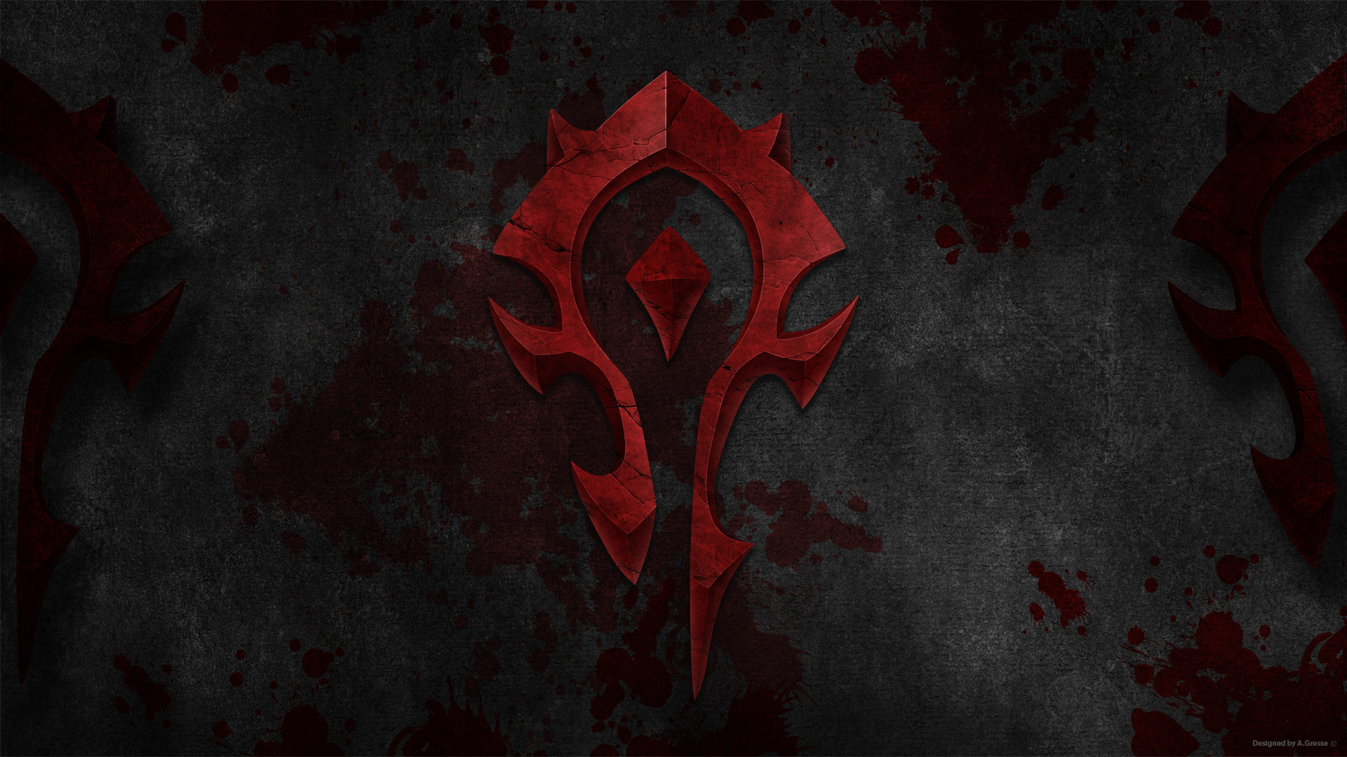 Horde Symbol Wallpaper 72 Pictures