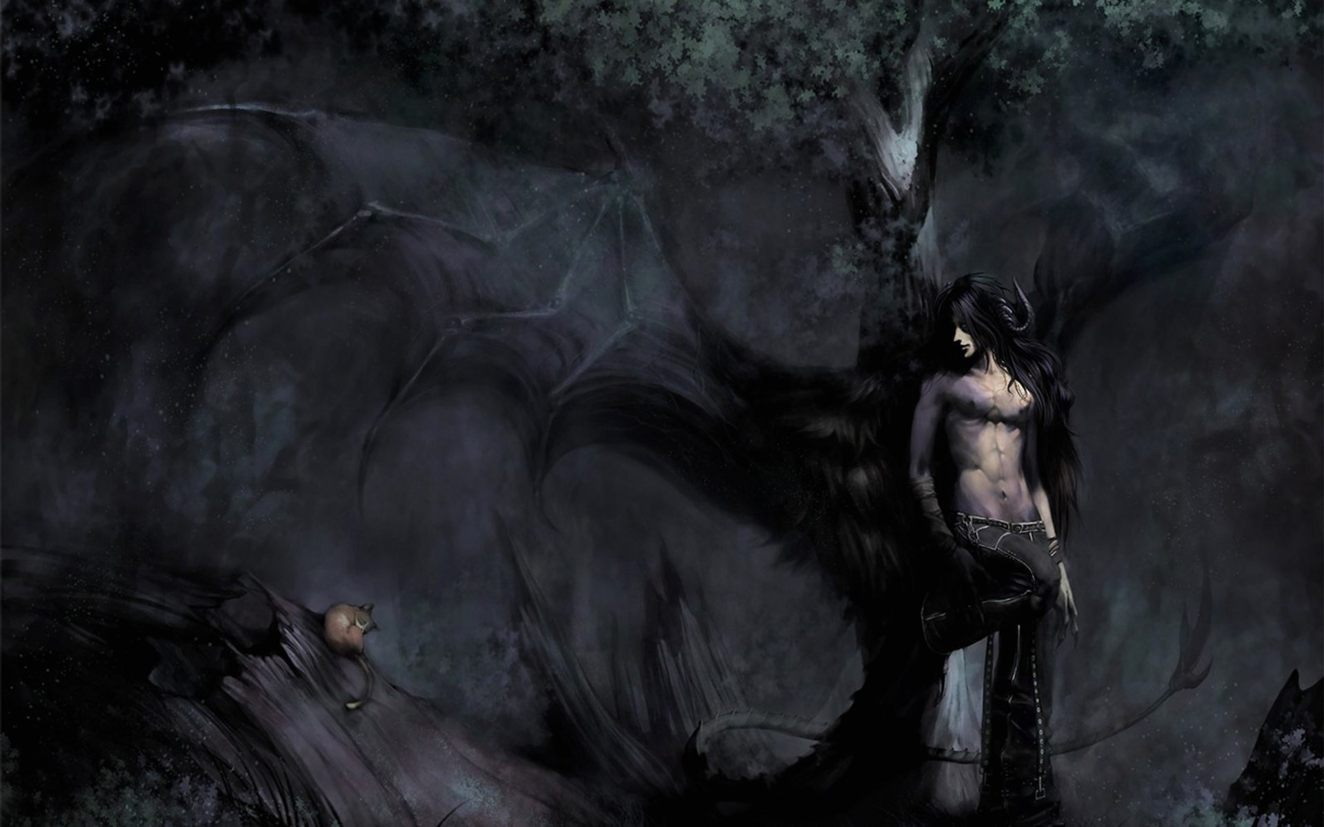 Gothic Art Wallpapers 66 Pictures