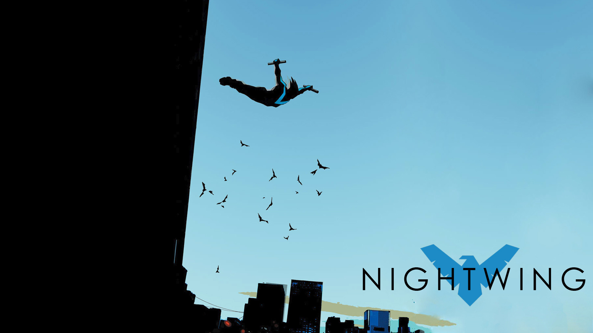 Nightwing Wallpaper 73 Pictures