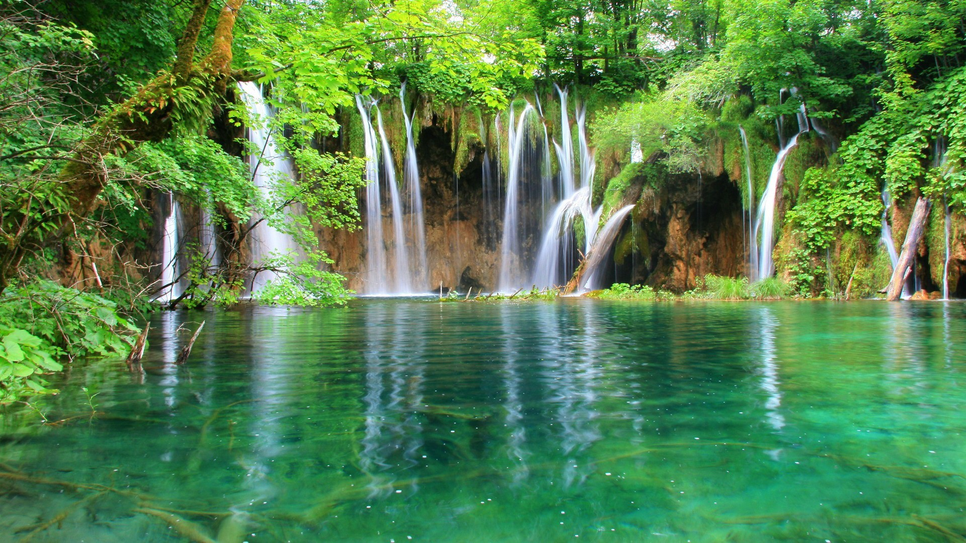 Waterfall Hd Wallpaper 68 Pictures