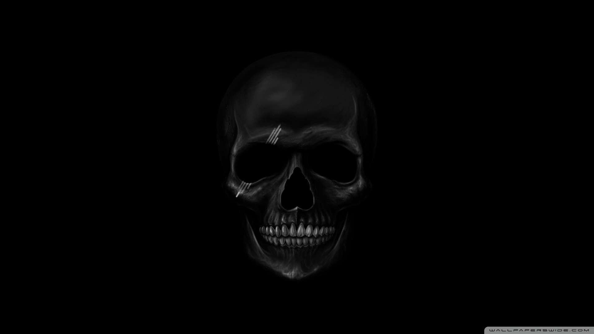 Skull Wallpaper 3d 49 Pictures