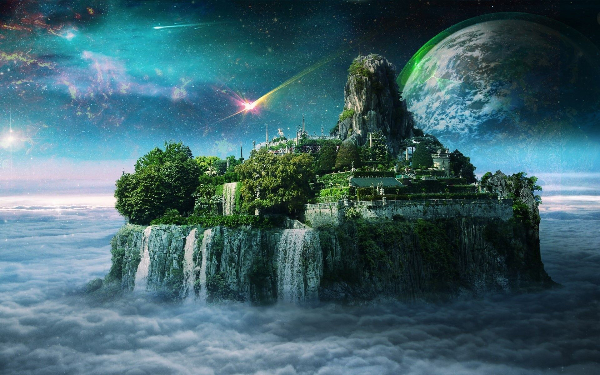 fantasy world backgrounds (71+ pictures)