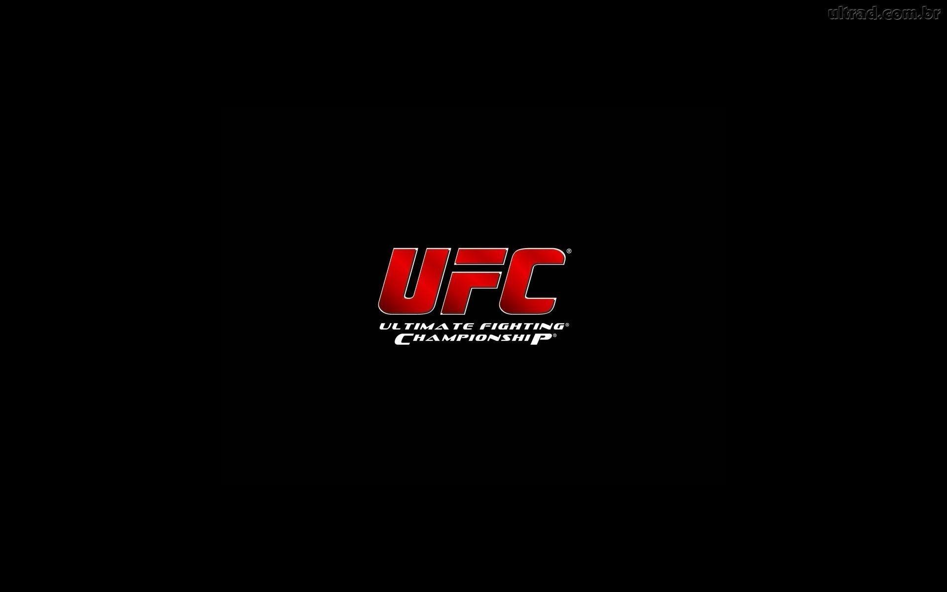 Ufc Logo Wallpaper 70 Pictures