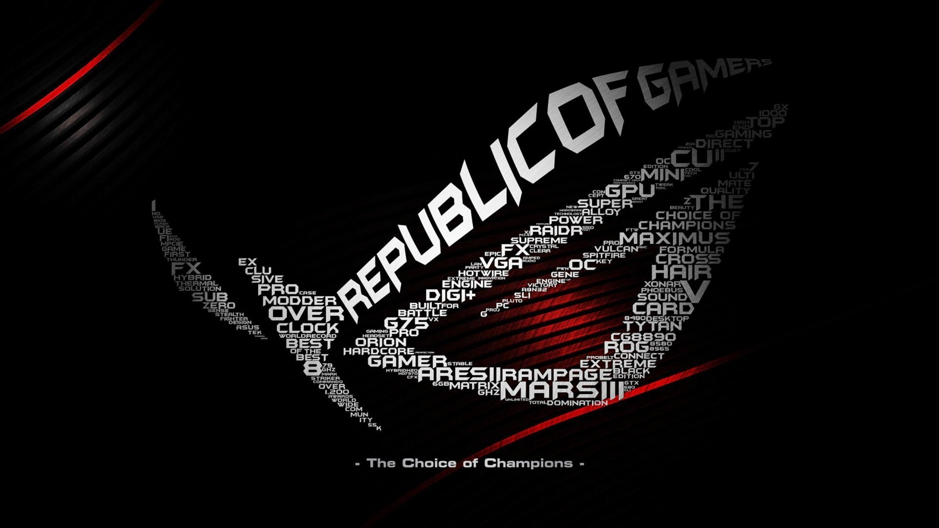 Asus Republic Of Gamers Wallpaper 84 Pictures
